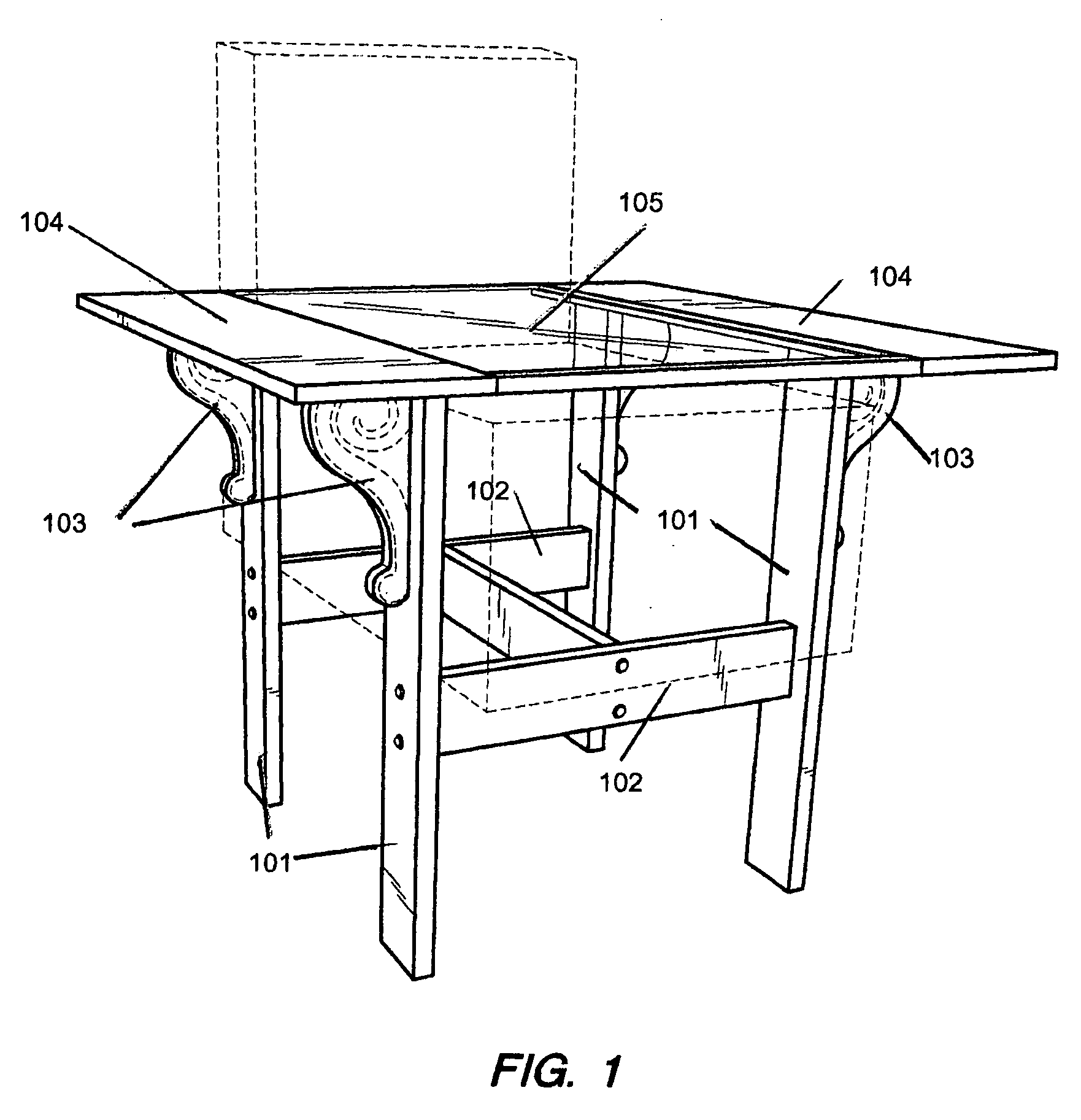 Patent US20100283201 Pinball tabledining table  : US20100283201A1 20101111 D00001 from www.google.com size 1762 x 1825 png 36kB