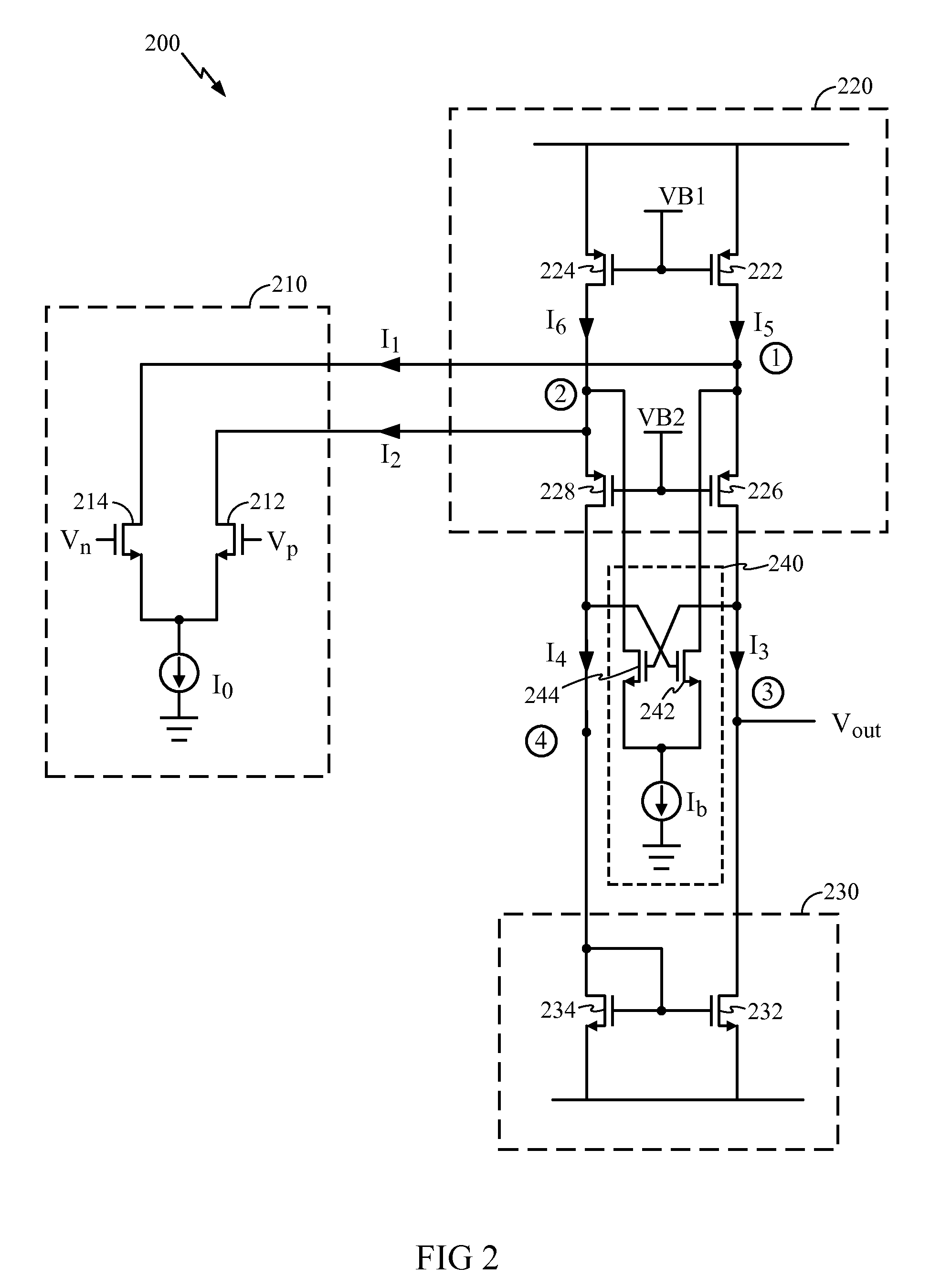 patent us20100289531 - comparator with hysteresis