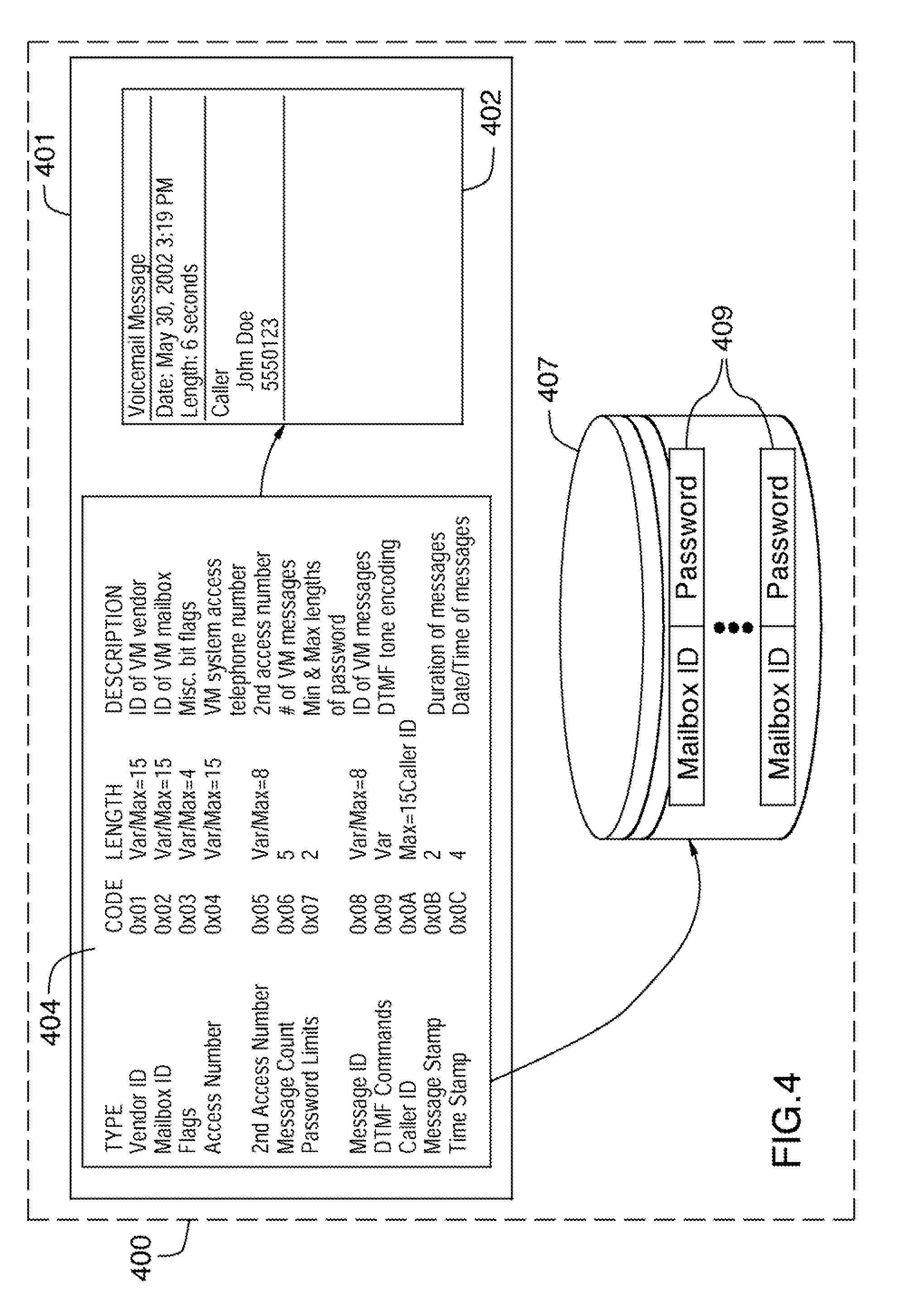 Patent Us20100297984 Voice Mailbox Configuration Methods And