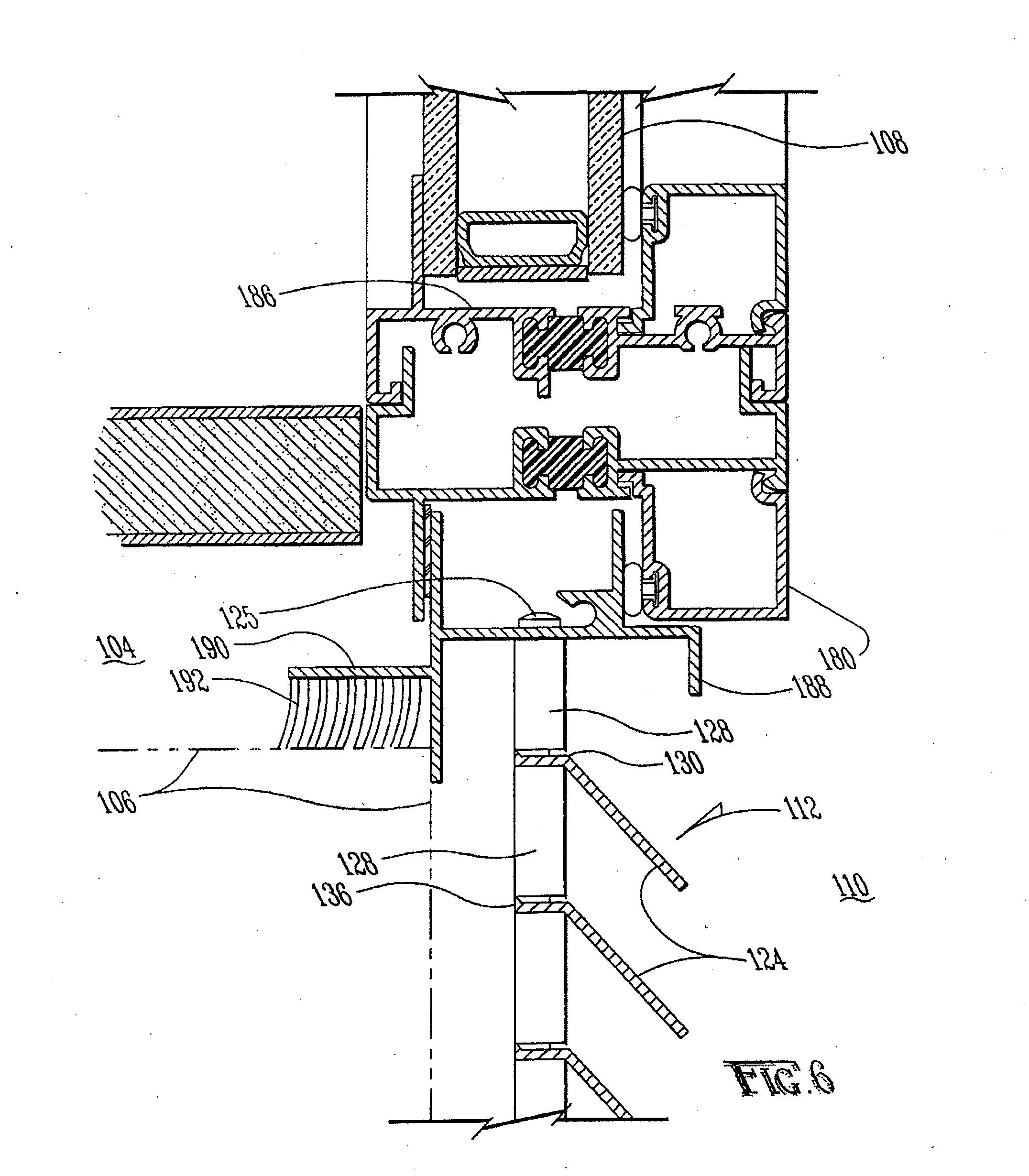 Patent US20100317281 Ptac louver   Patents #373737