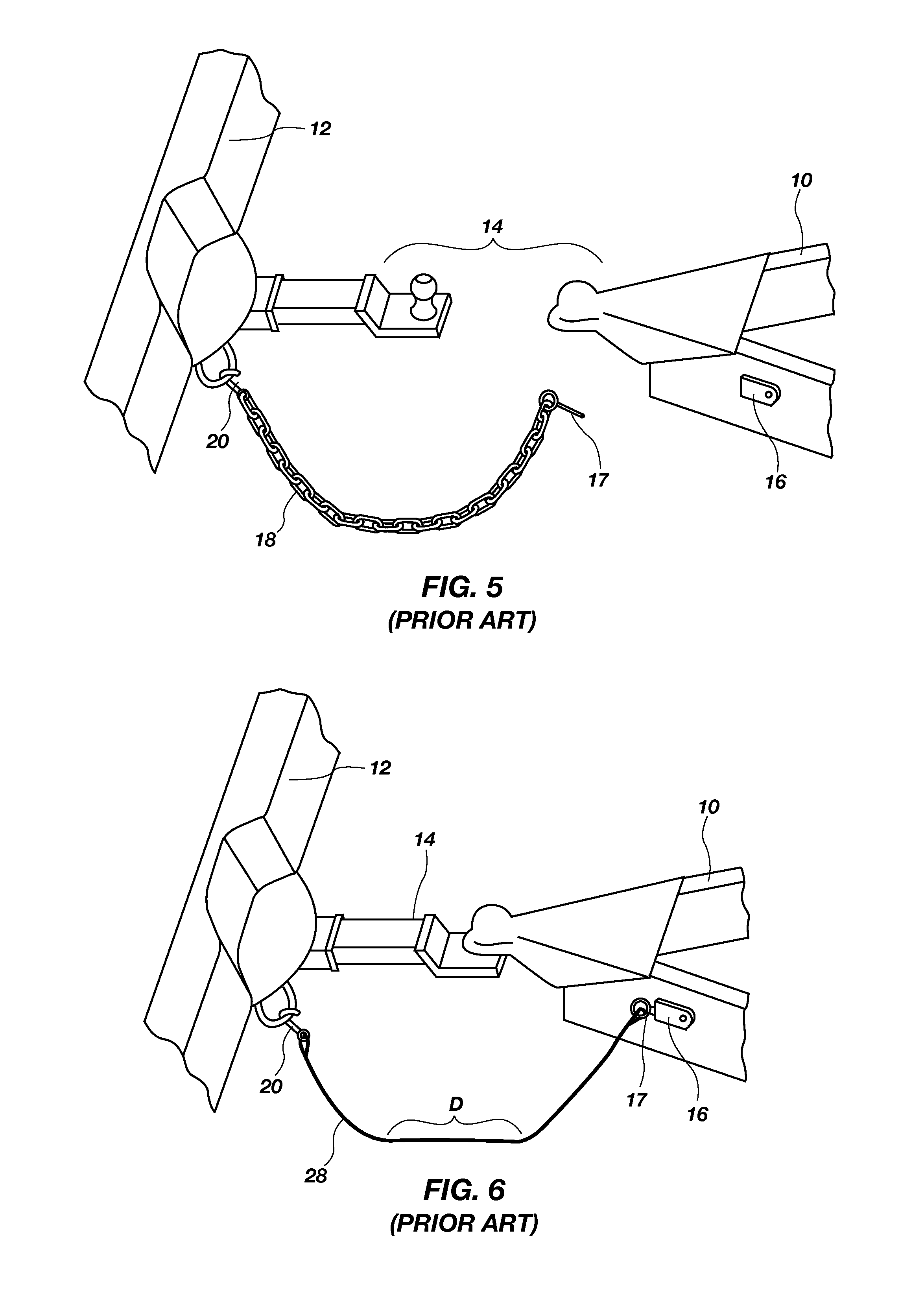 patent us20100320040 trailer breakaway switch cable 7 Pin Trailer Wiring Diagram patent drawing