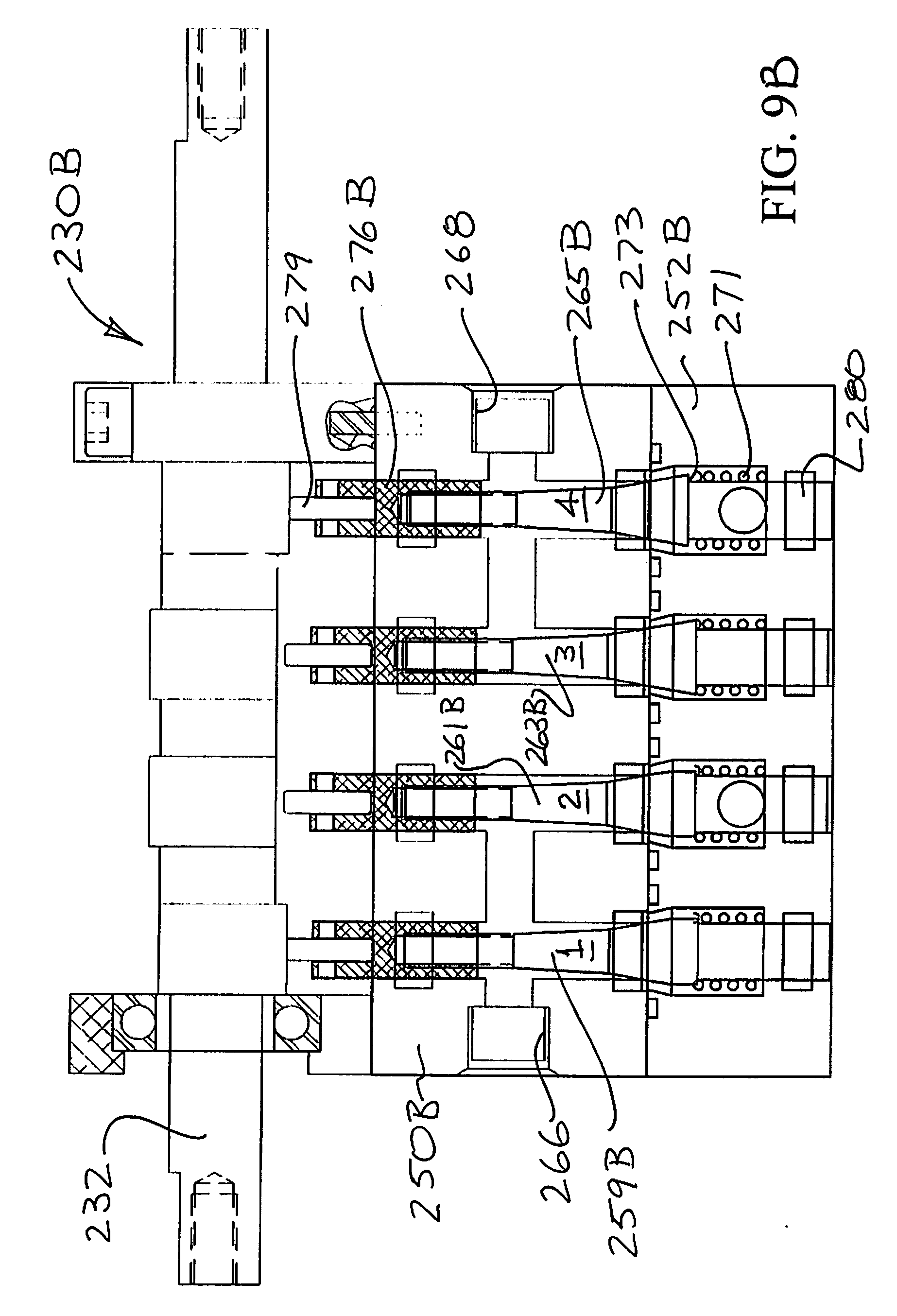 patent us20110031203 hydraulic shutoff control valve system for patent drawing