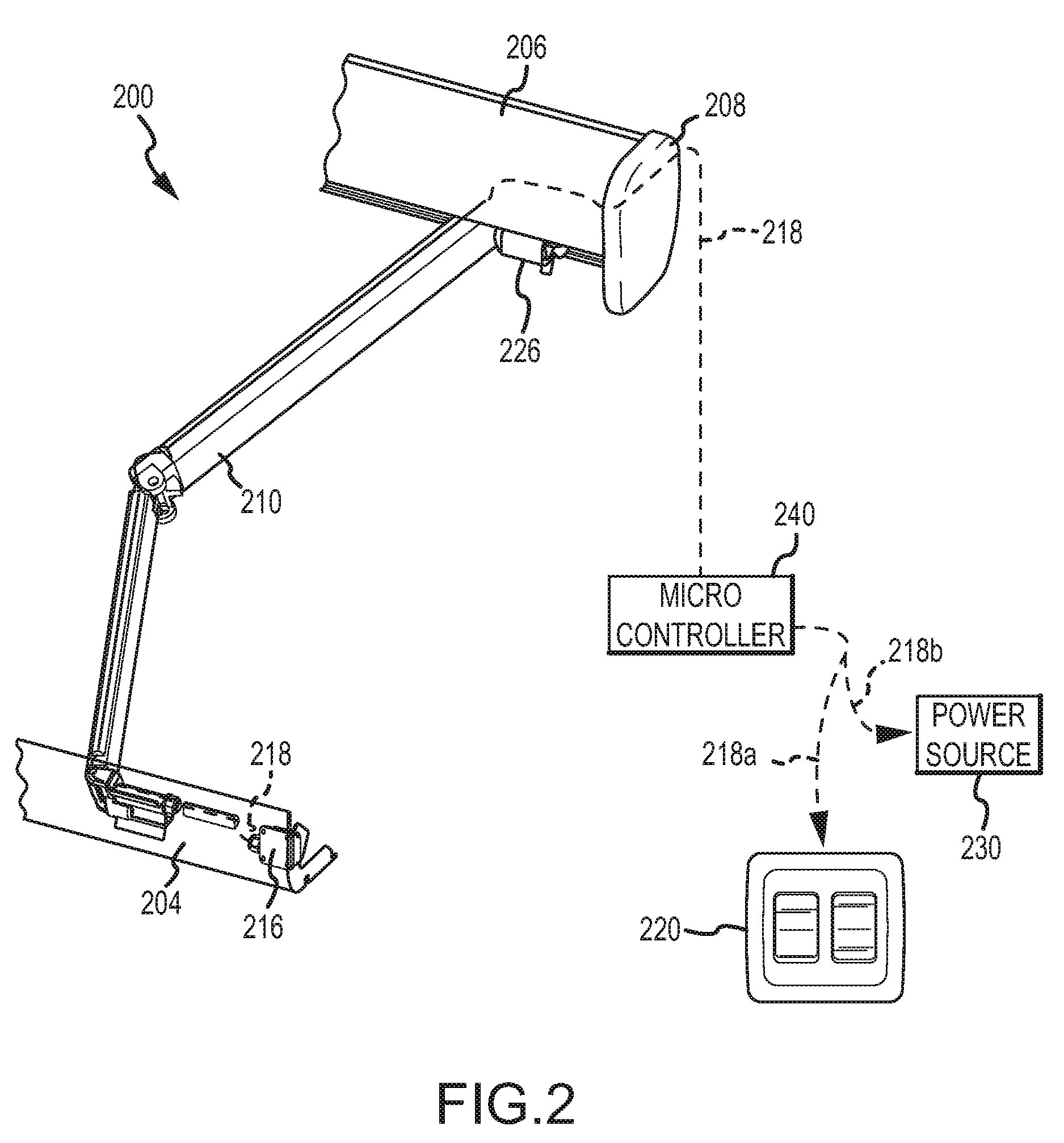 patent us20110048651 - awning control with multidimensional motion sensing