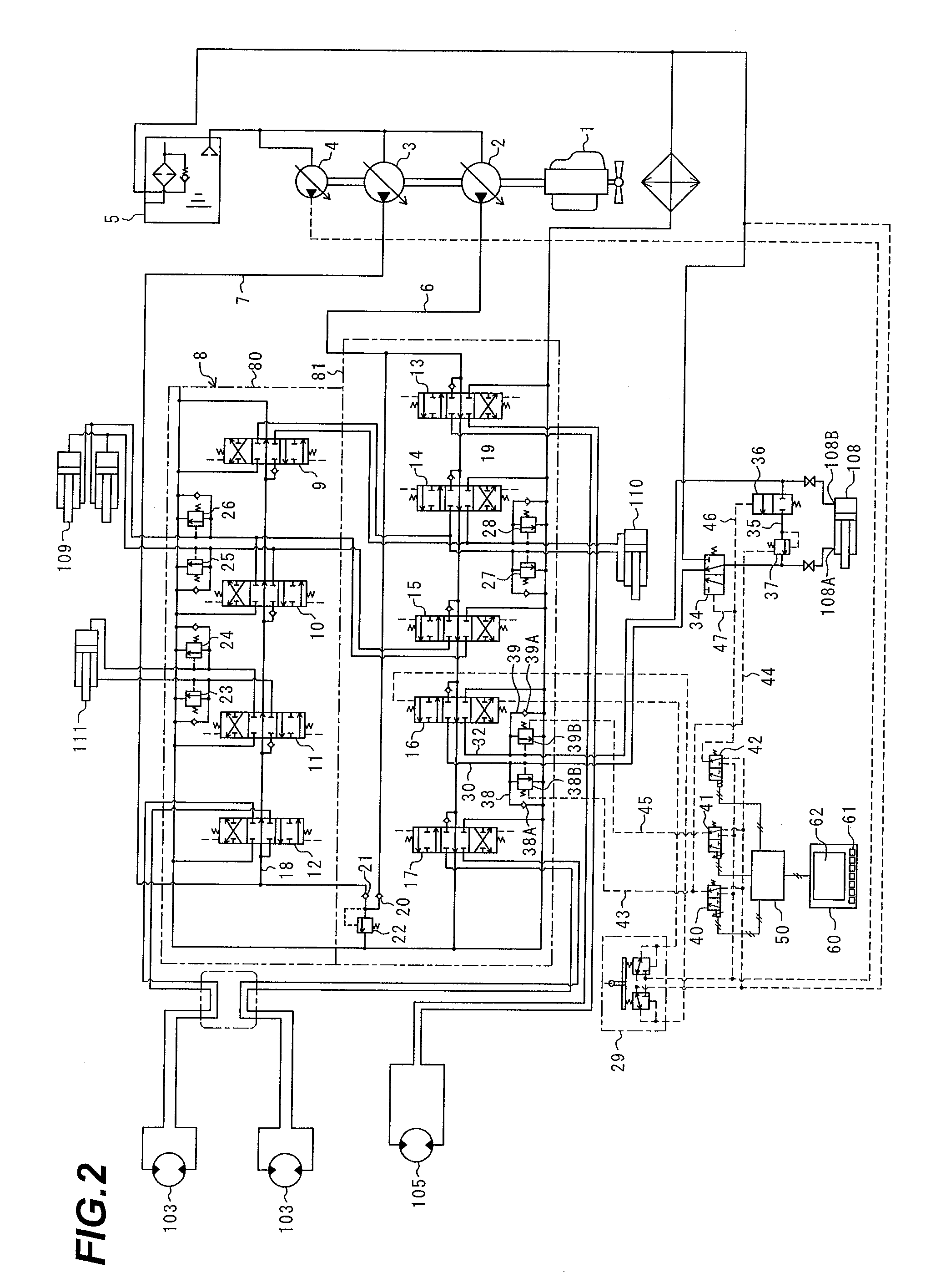 Patent US20110061755 - Hydraulic circuit system for hydraulic ... on hyundai 2.0 timing belt replacement, hyundai lights, hyundai repair manual, hyundai fuel system diagram, hyundai manual transmission, hyundai engine, hyundai timing marks, hyundai fuse box diagram, hyundai parts, hyundai battery, hyundai heater core replacement, hyundai radio wiring, hyundai suspension, hyundai awd system, hyundai headlight adjustment, hyundai automatic transmissions, hyundai dealer locator us, hyundai torque specifications, hyundai warranty, hyundai maintenance schedule,