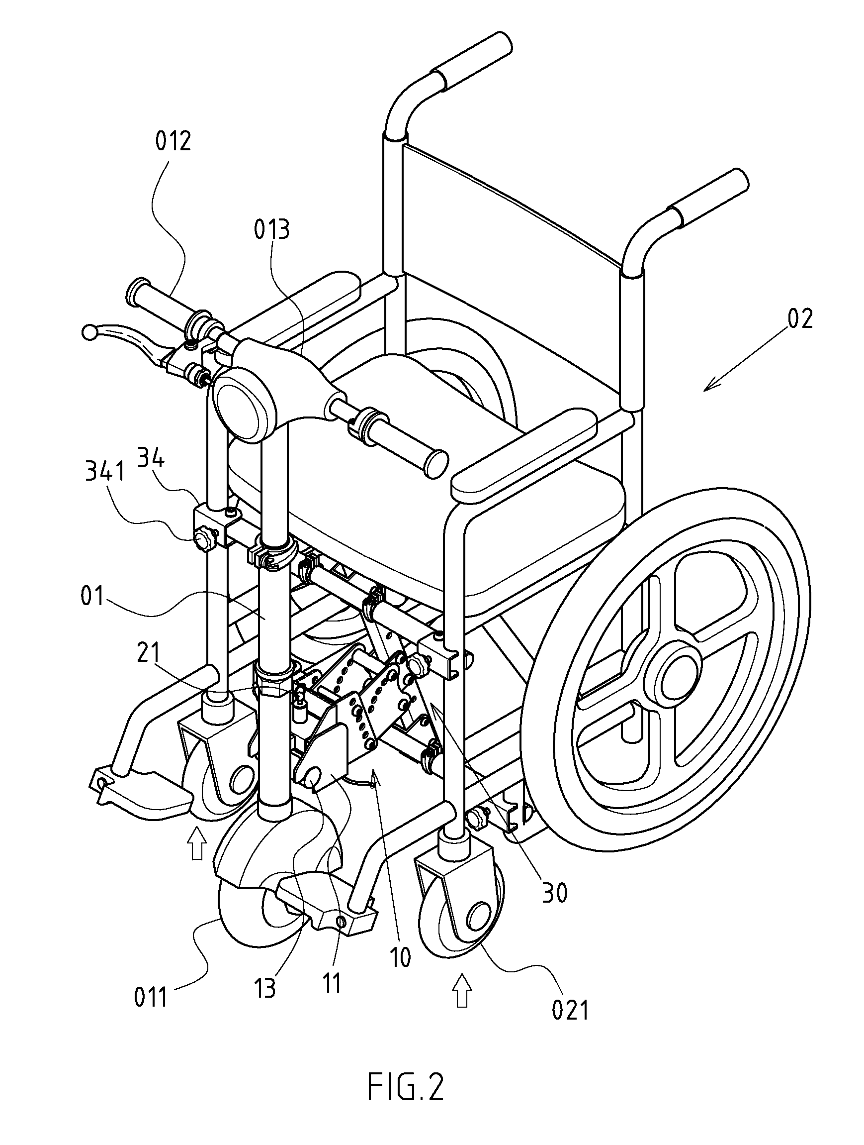 Mechanism Wheel Lever : Patent us  quick release mechanism for wheel