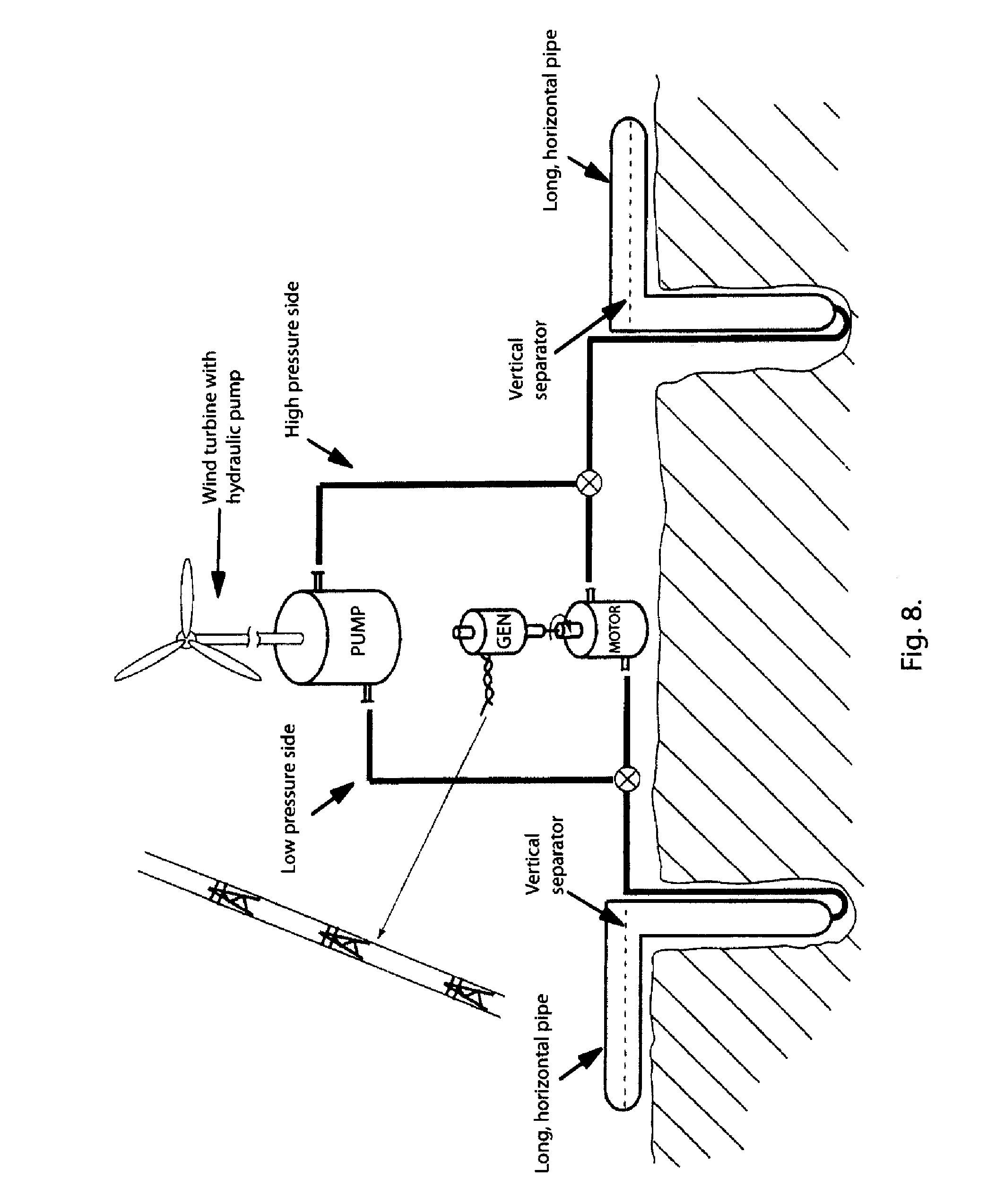 Patent US Wind To Electric Energy Conversion With