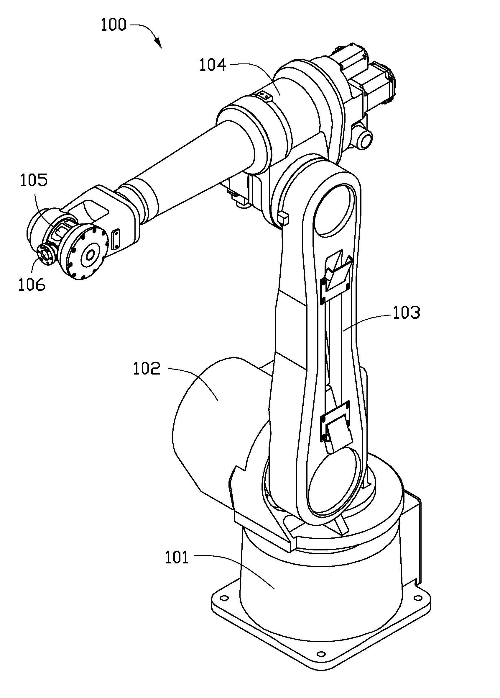 patent us20110113916 - arm assembly and robot using the same