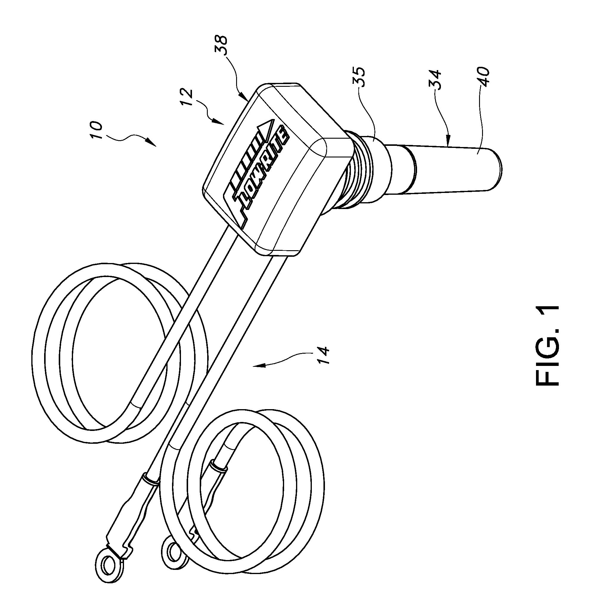 patent us20110128154