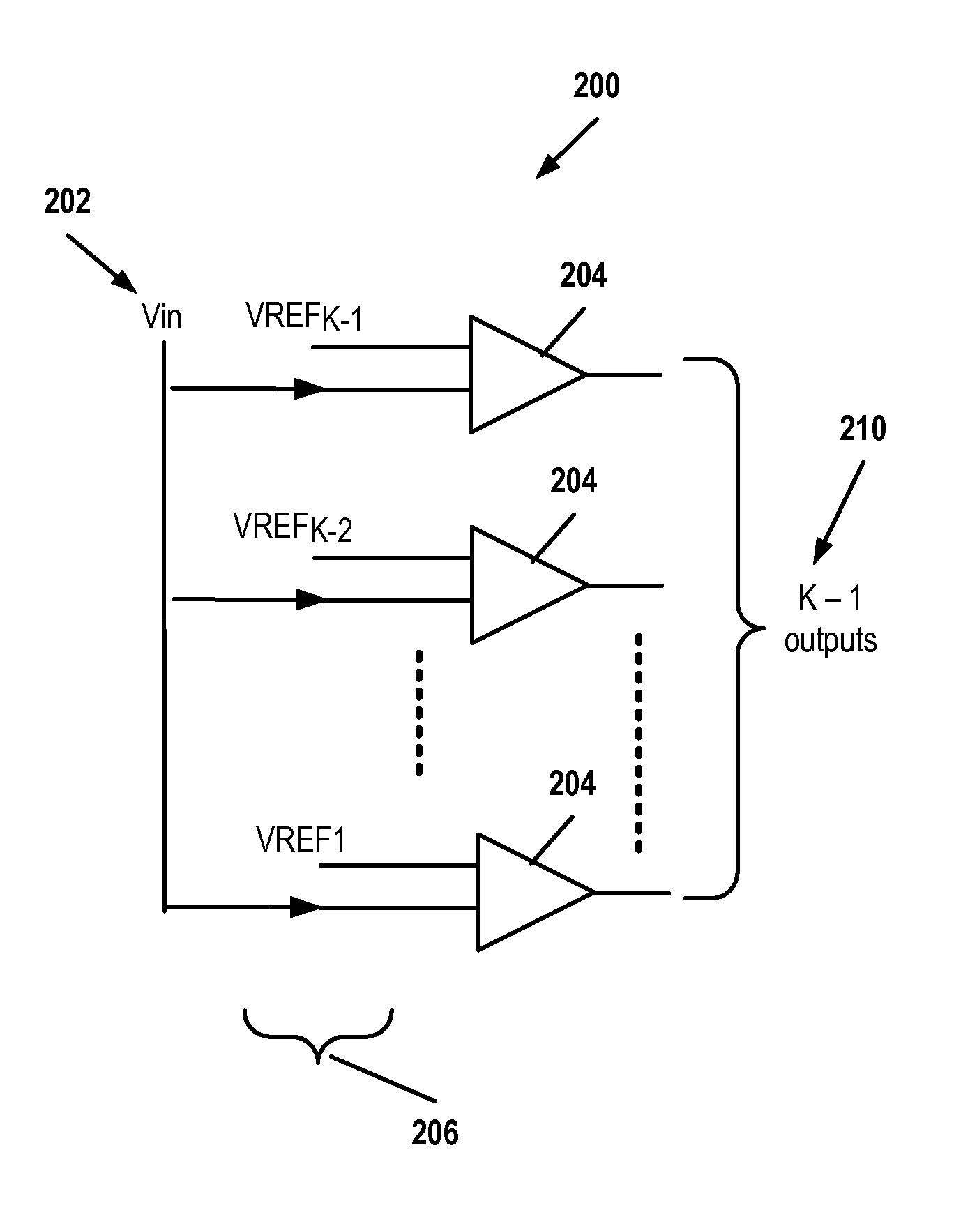 Patent Us20110133783 Signal Interpolation Methods And Circuits Circuit Schematic Diagram For The Tiq Flash Adcs In First Drawing