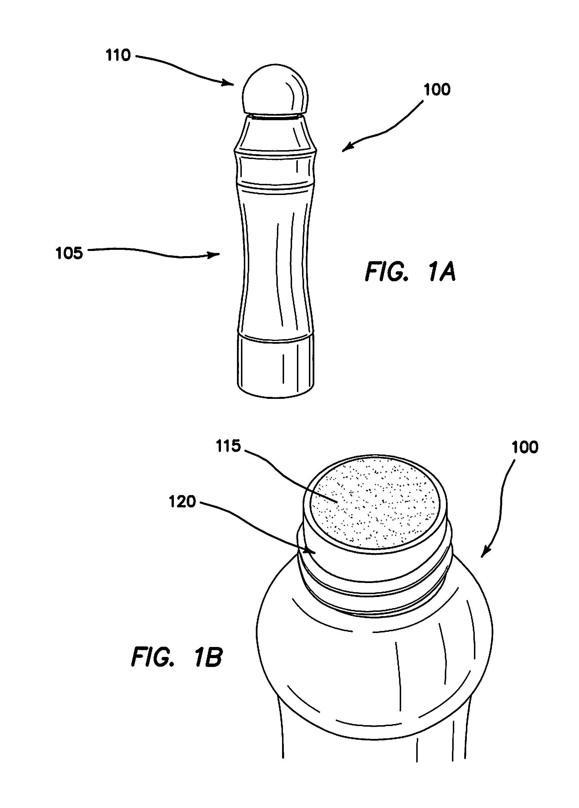 patent us20110142528 bingo dauber google patents