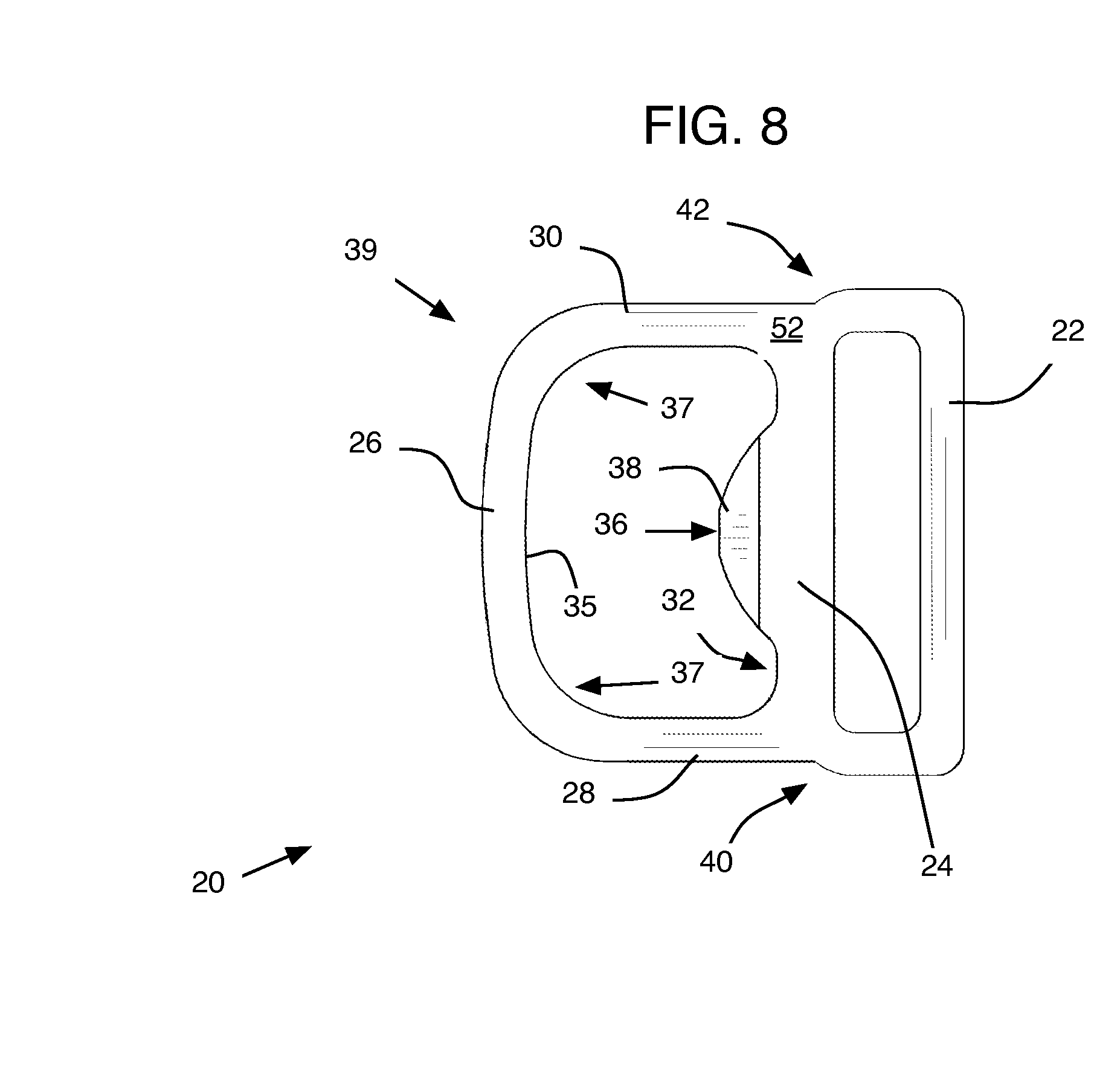 patent us20110154955 combination pet collar and bottle opener google patents. Black Bedroom Furniture Sets. Home Design Ideas