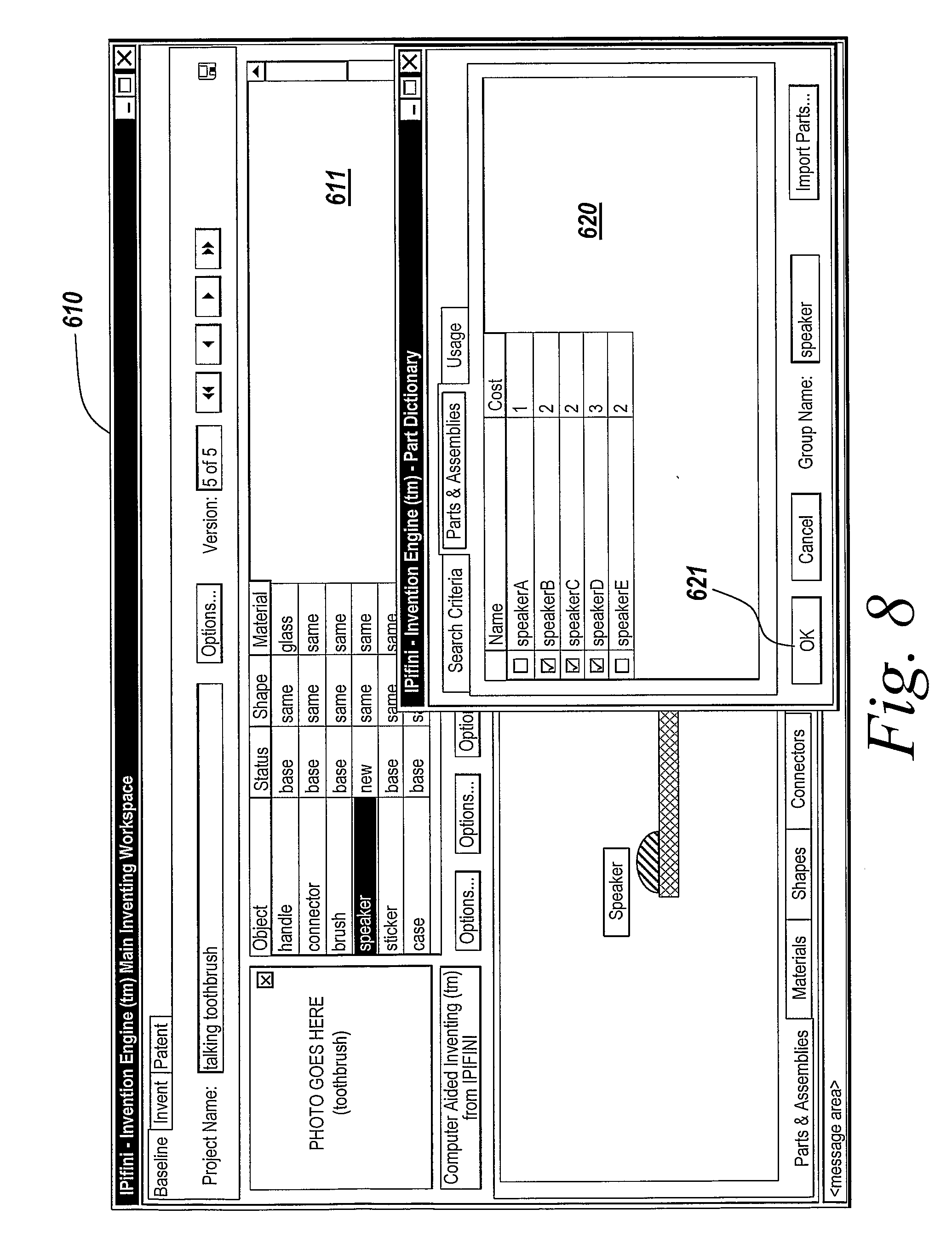 Patent Us20110161054 Systems And Methods For Computer Aided Schematics Depot Tm Ultrasonic Switch Circuit Drawing