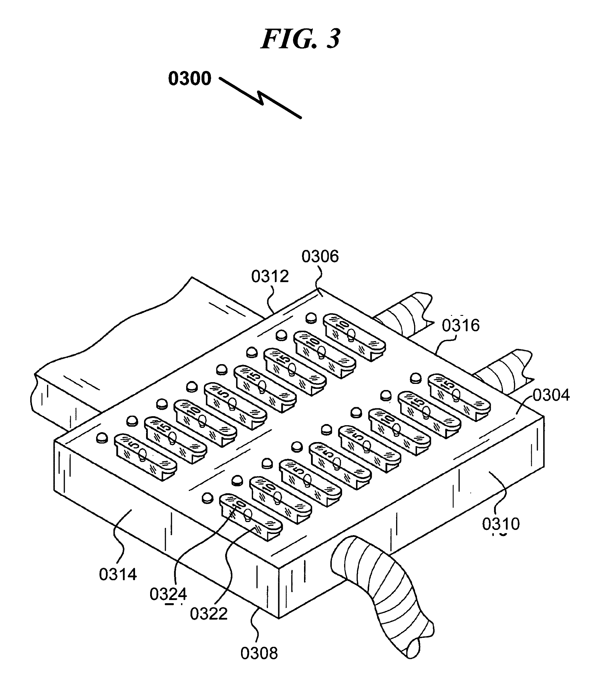 patent us20110175699 - fuse box system and method
