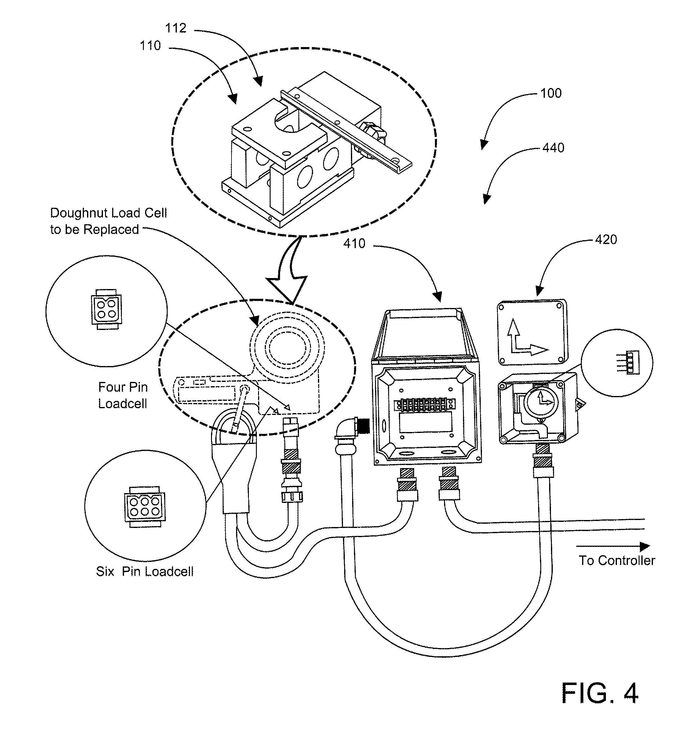 patent us20110185825 - horseshoe load cell