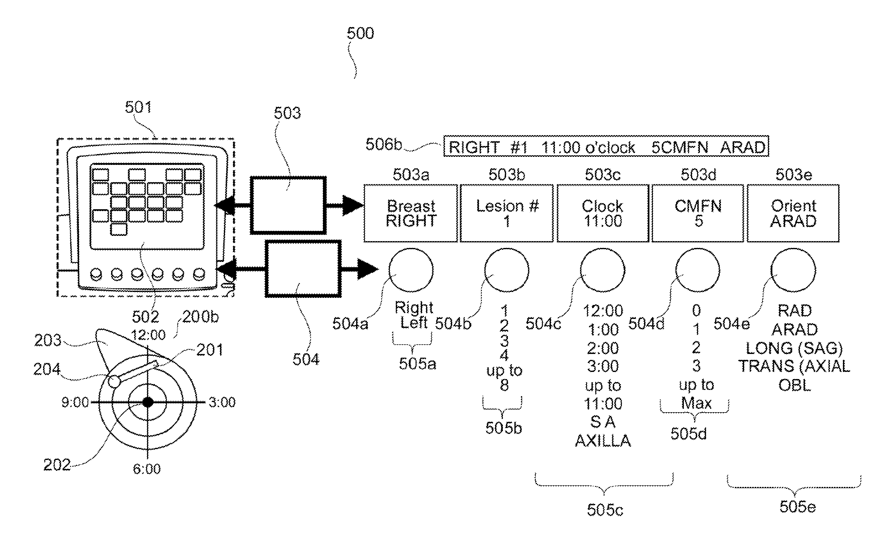 Patent US20110208052 - Breast ultrasound annotation user interface ...