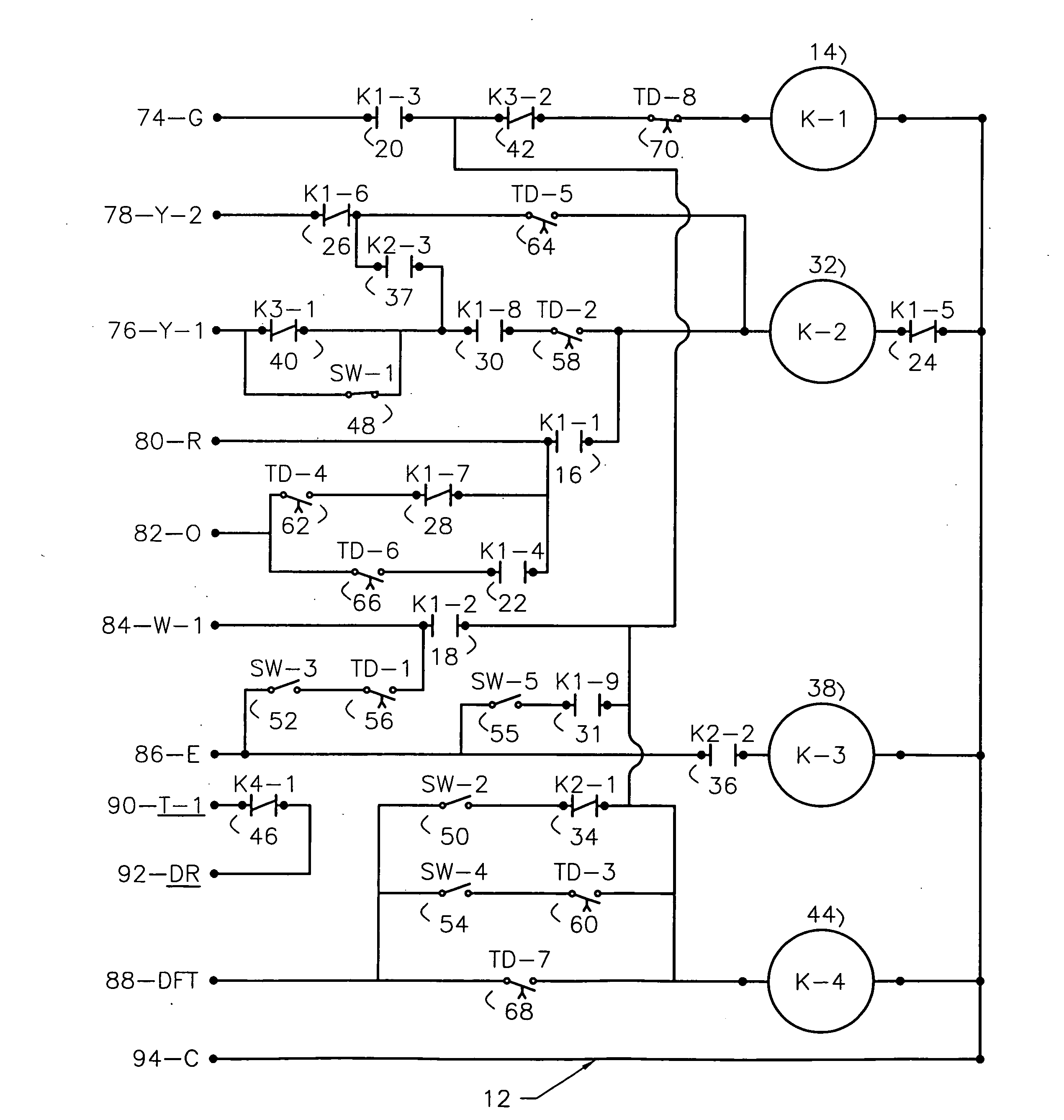 patent us20110209489 heat pump defrost control google patents patent drawing