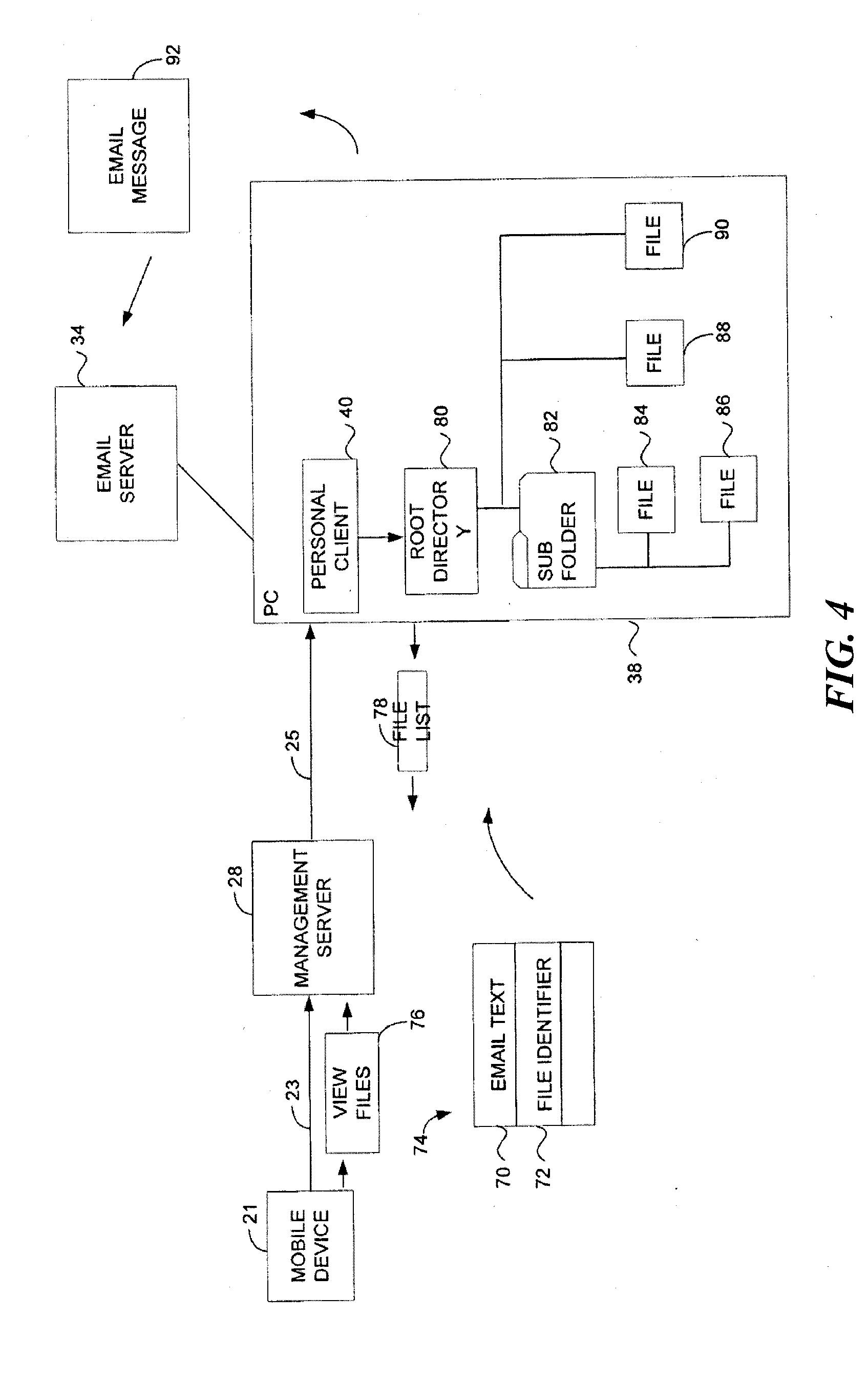 专利us20110213898 - mobile