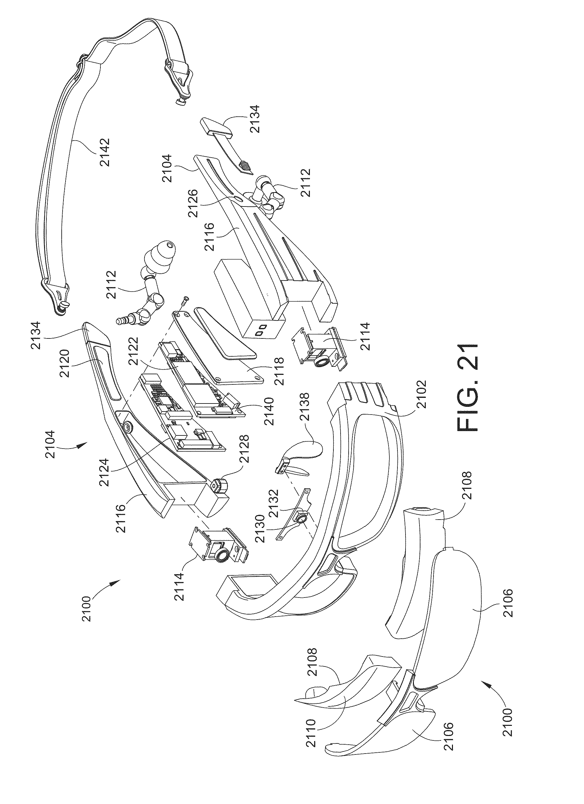 Patent Us20110227813 Augmented Reality Eyepiece With Secondary Honda 4514 Wiring Diagram Schematic Drawing