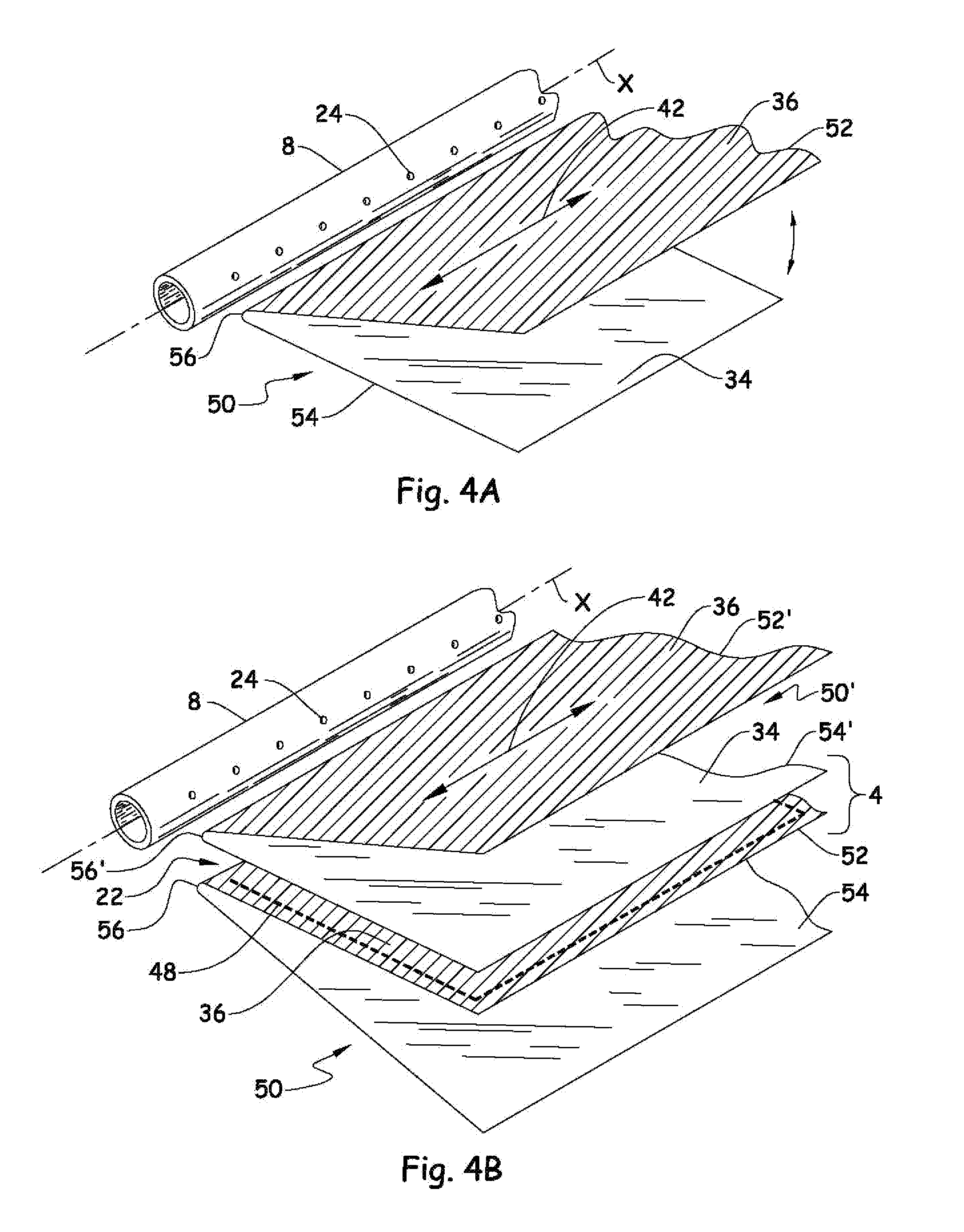 patent us20110232061 spiral wound filtration module google patents