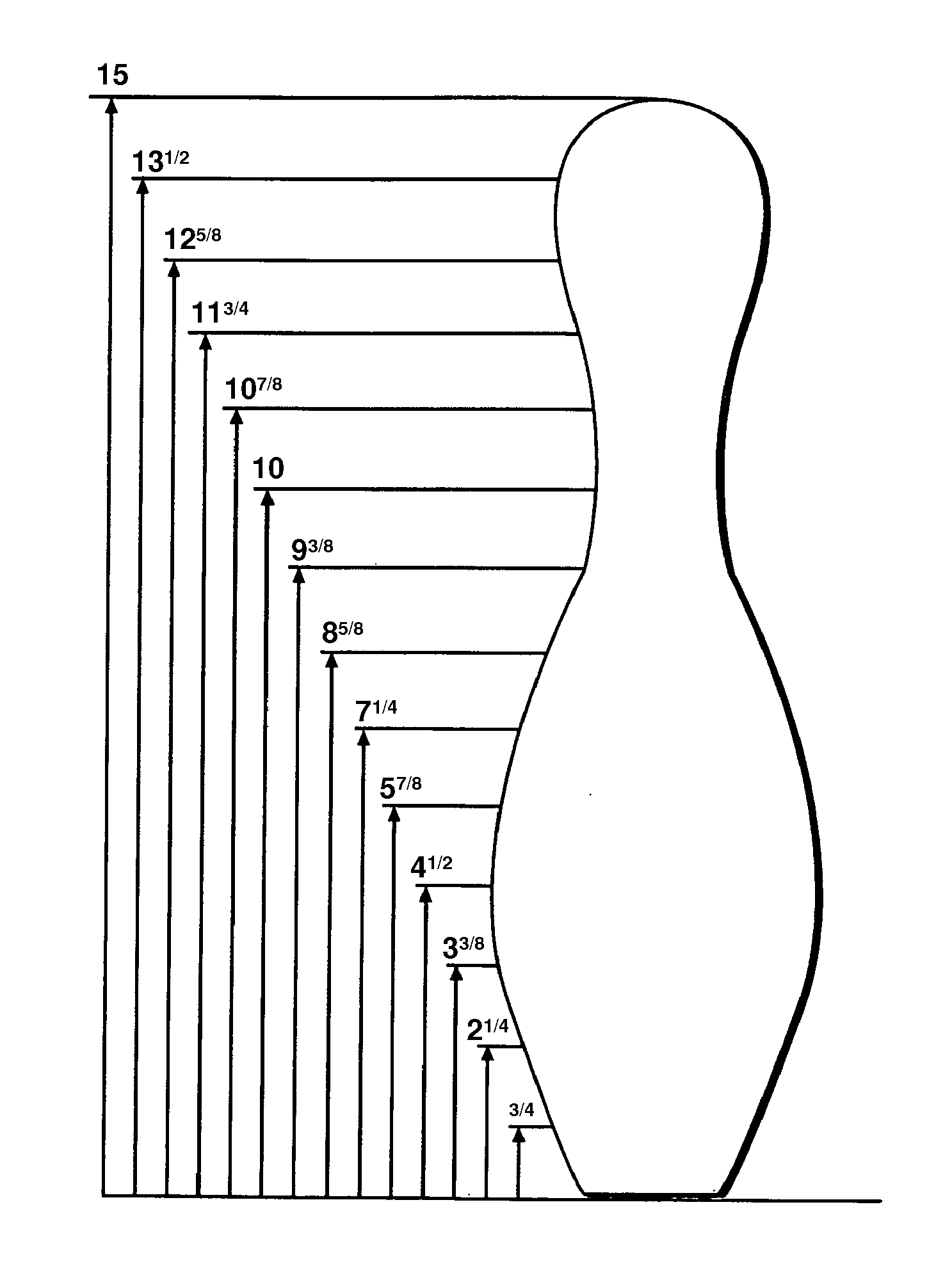 Patent Us20110244974 Bowling Pin And Method Of