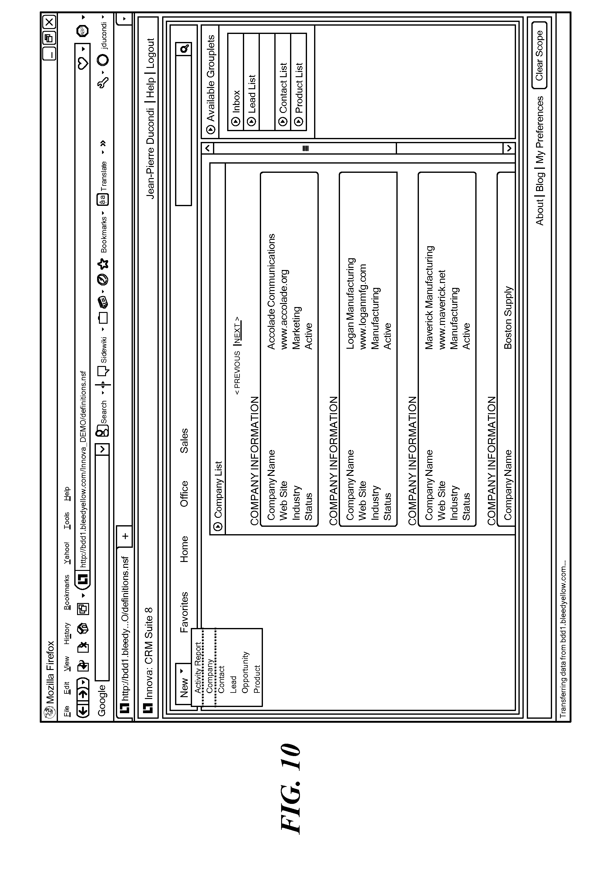 Customized Invoices Word Patent Us  Apparatus And Method For Constructing Data  Payment Of Invoice Pdf with Car Dealer Invoice Price List Word Patent Drawing Receipt For Sale Of Car Template Excel