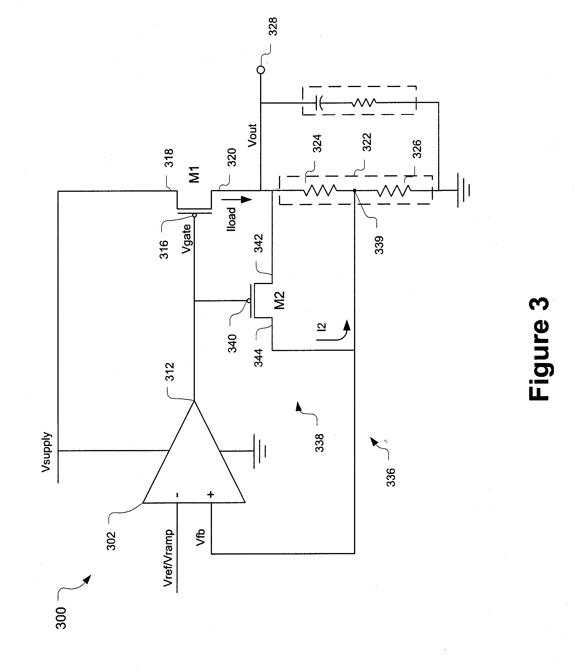 Patente Us20110248693 Voltage Regulator With Control Loop For Low Drop Out Ldo Using Discrete Semiconductors Patent Drawing