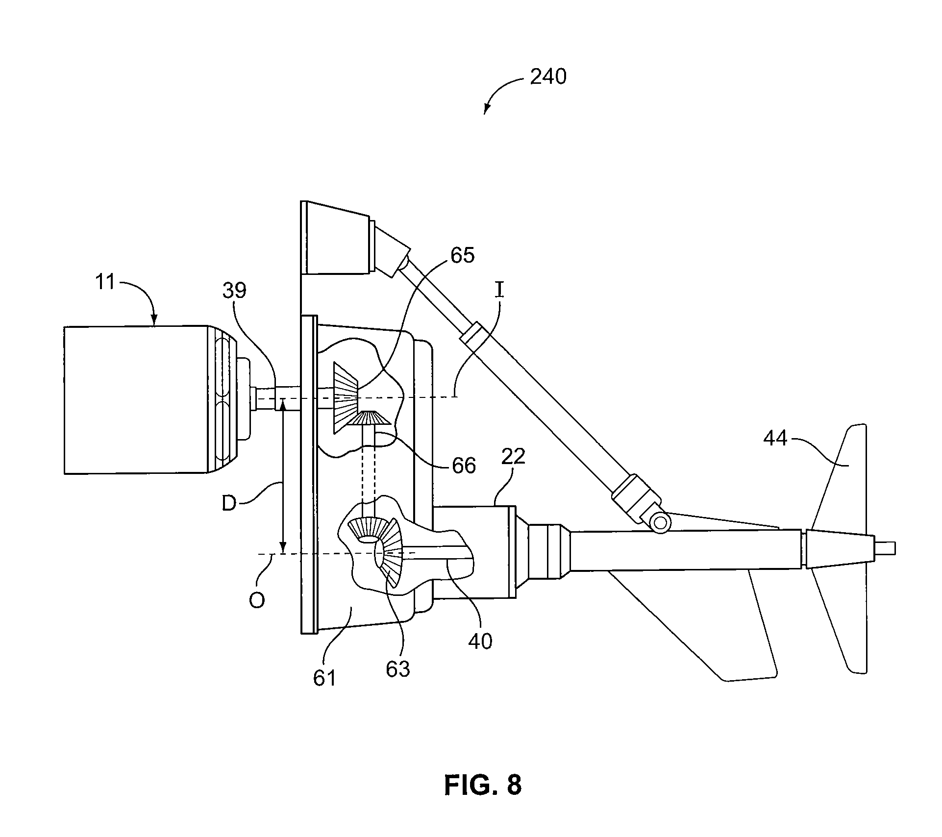 patent us20110263165 electric marine surface drive google patents