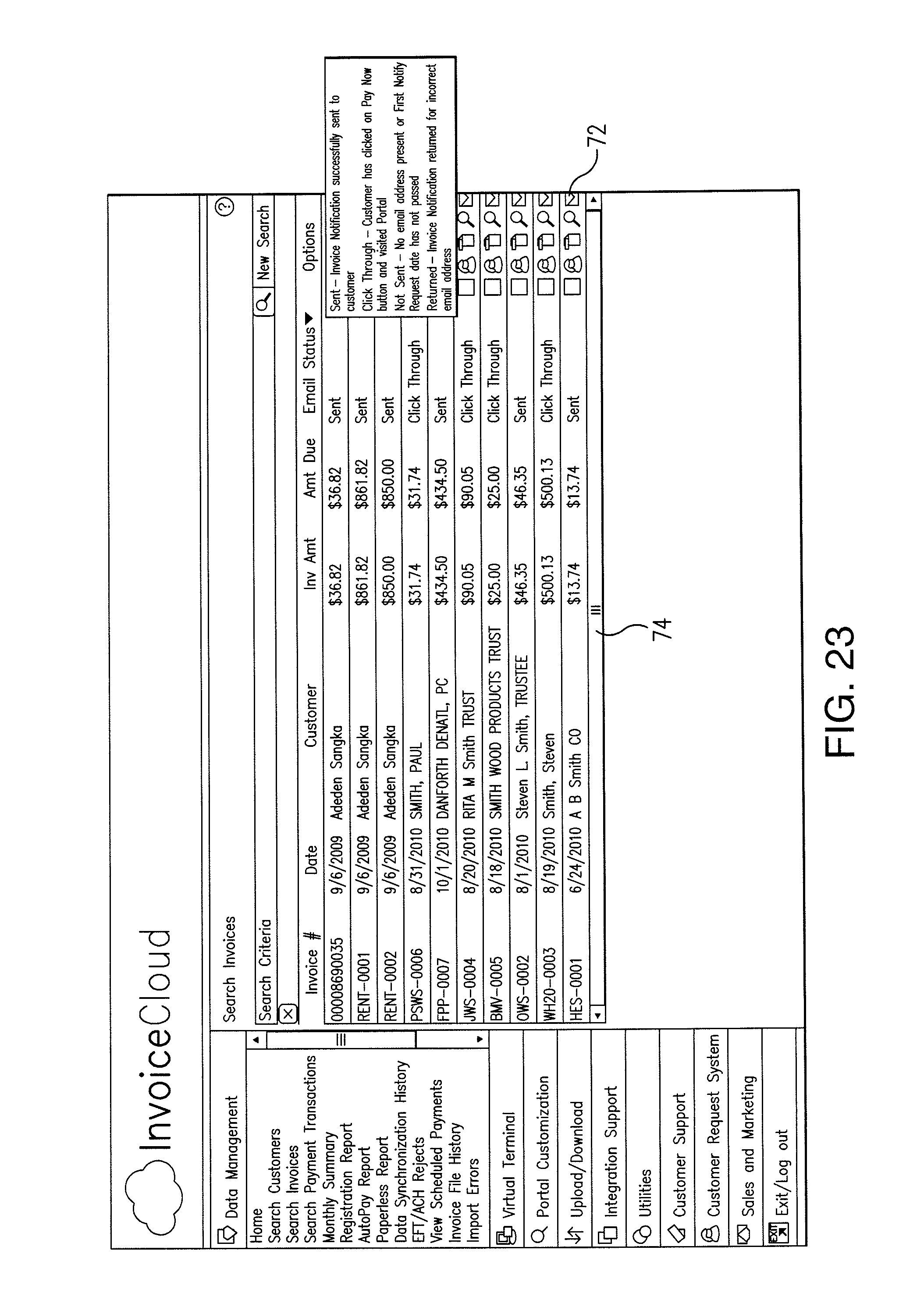 Invoice Generator Software Free Word Patent Us  Electronic Invoice Presentation And Payment  Invoice Requirements Excel with Honda Accord Invoice Price 2015 Pdf Patent Drawing Statement Of Invoices Word