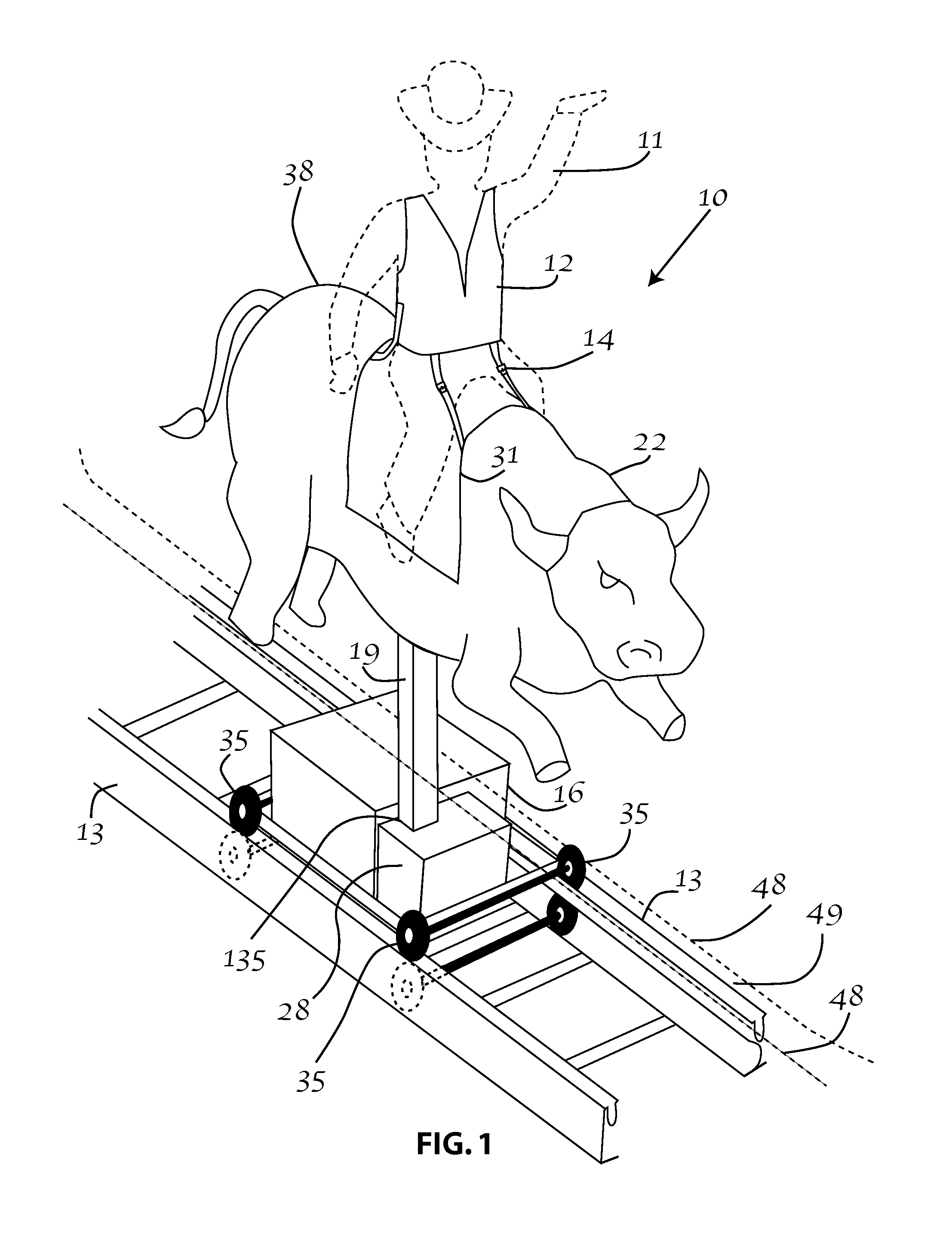US20110275444A1 20111110 D00001 patent us20110275444 mechanical device for simulating an animal mechanical bull wiring diagram at webbmarketing.co