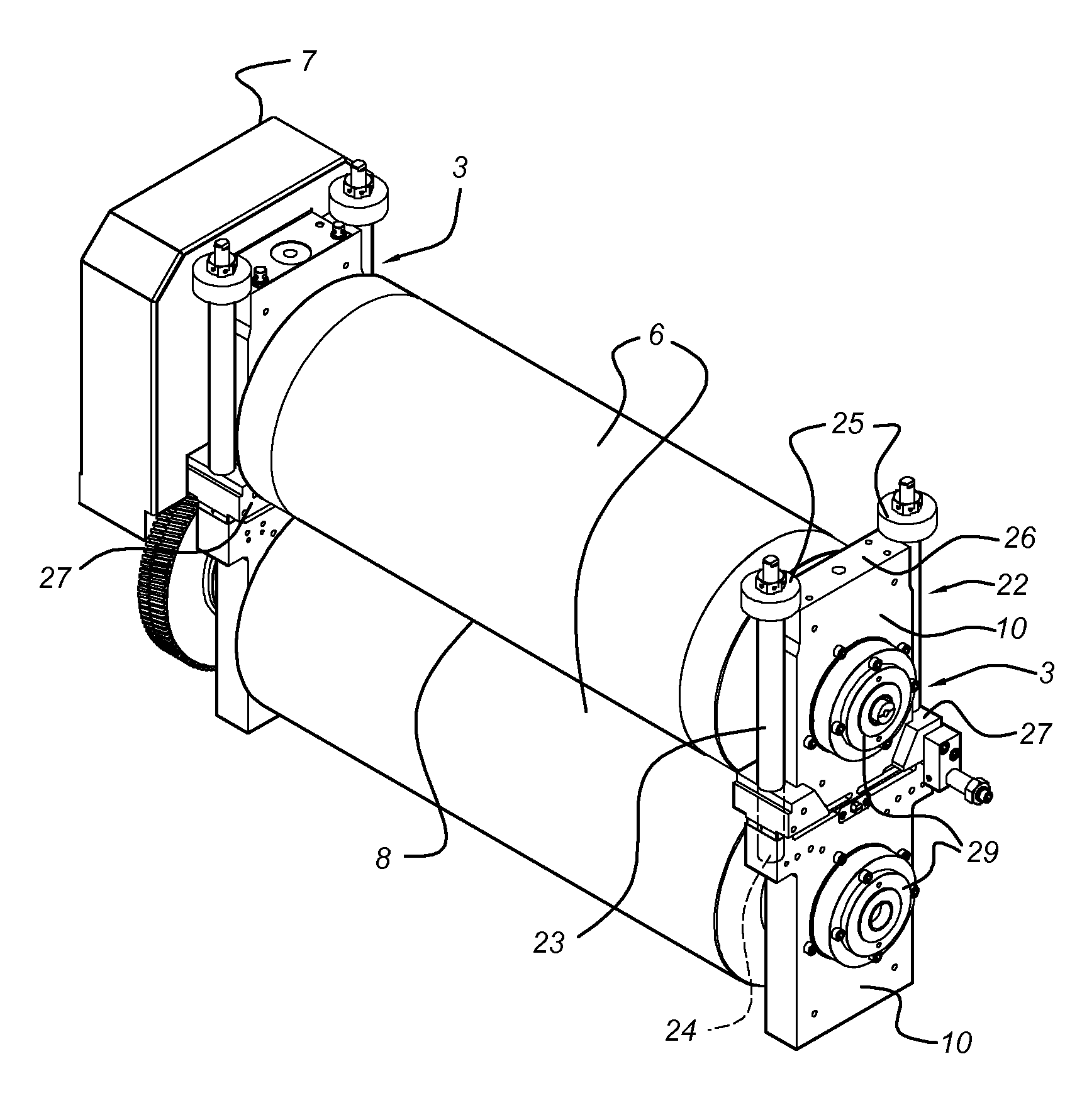 Civil D Draw Line Bearing Distance : Patent us  bearing block assembly and rolling