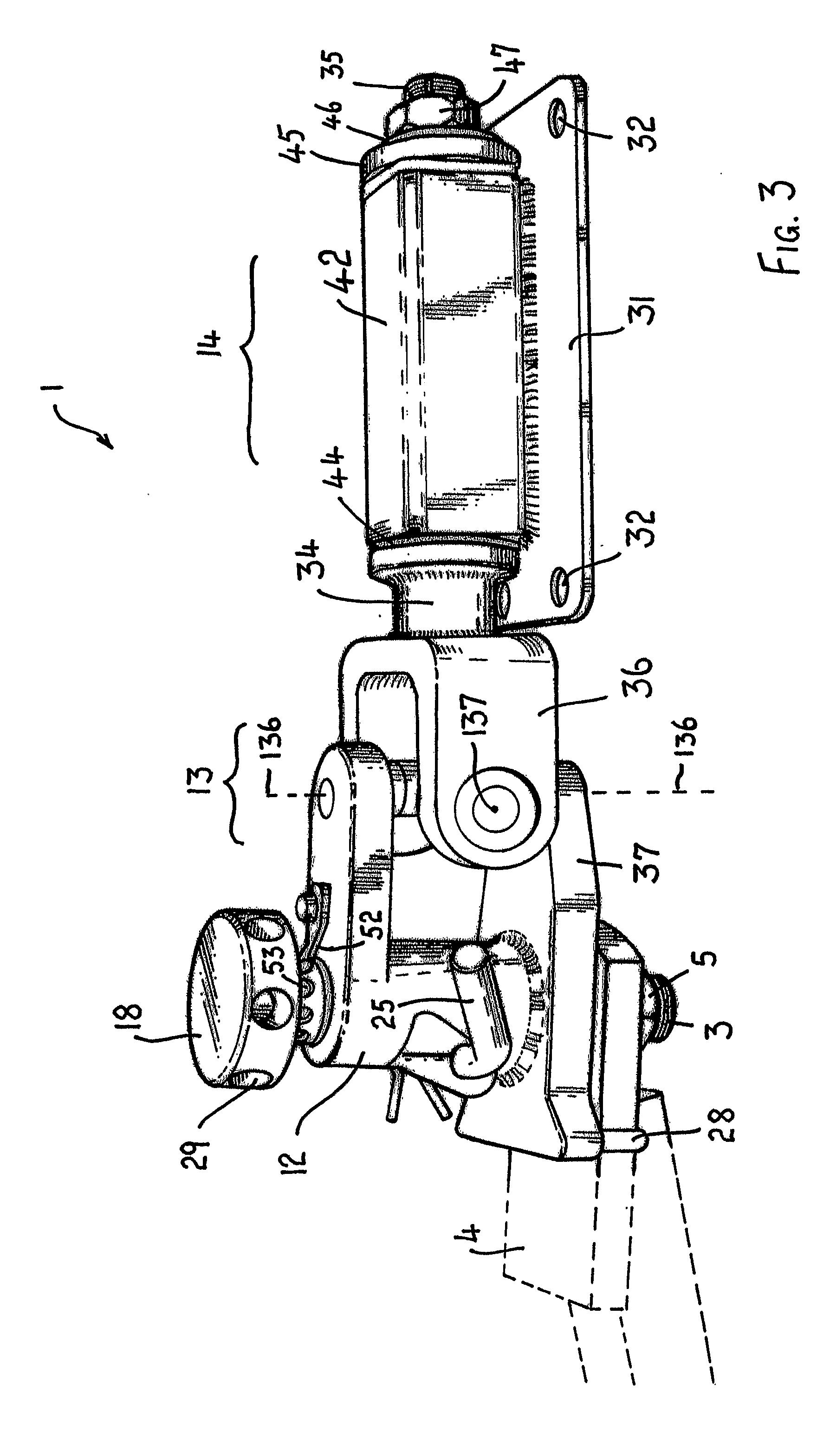 patente us20120007337 - trailer hitch