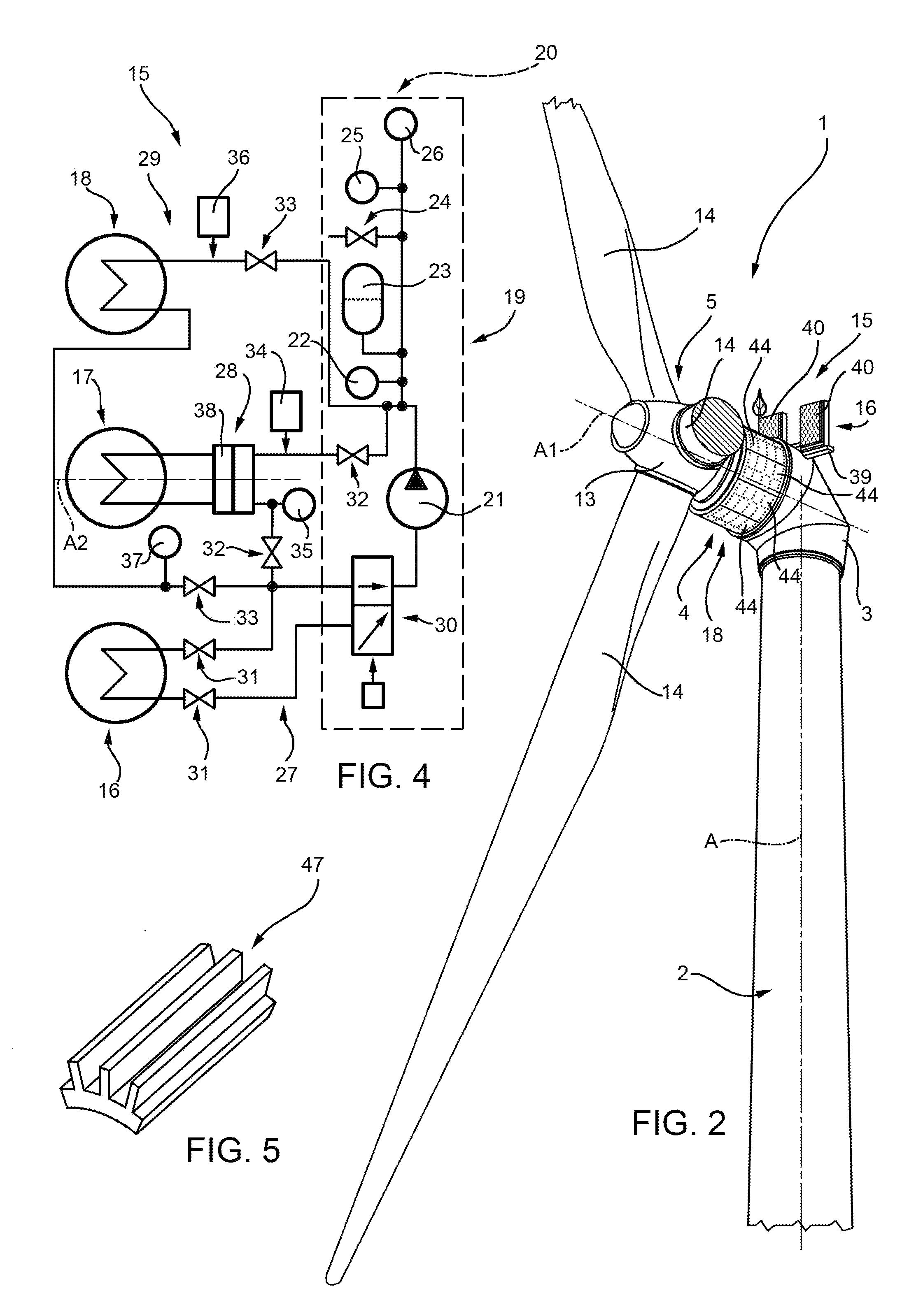 Patent US Wind power turbine electric generator