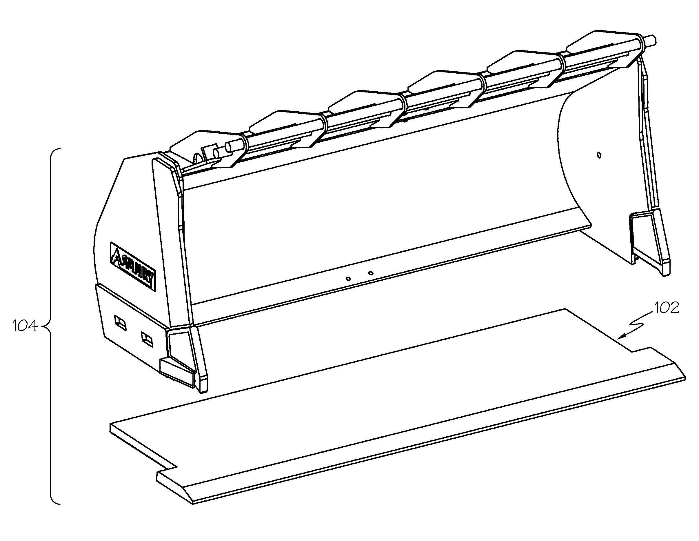 benne di varie tipologie forche bilancini ed a ltri attrezzi di uso comune  US20120030147A1-20120202-D00000