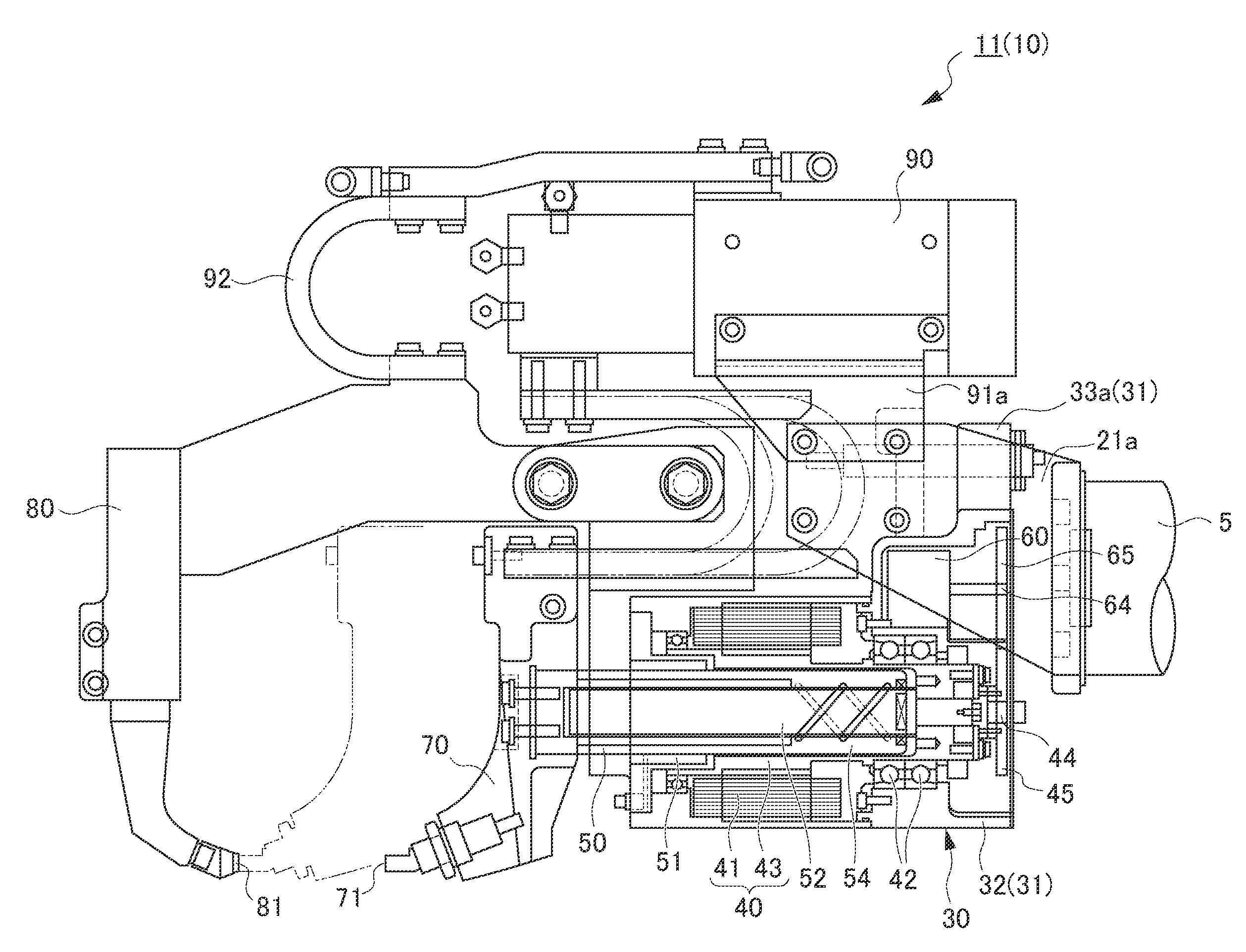 patent us20120031884 - electric spot welding gun