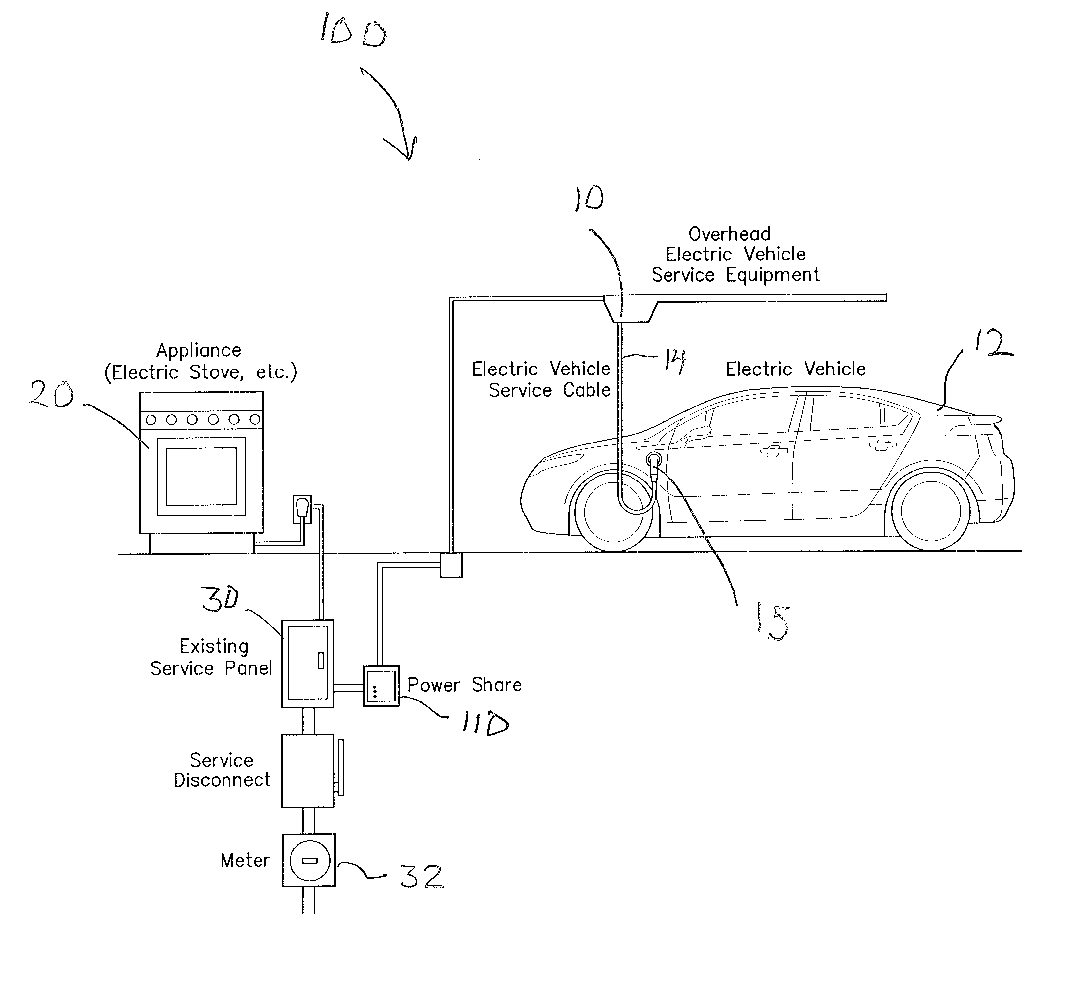 US20120032636A1 20120209 D00000 patent us20120032636 power share system for electric vehicle  at nearapp.co