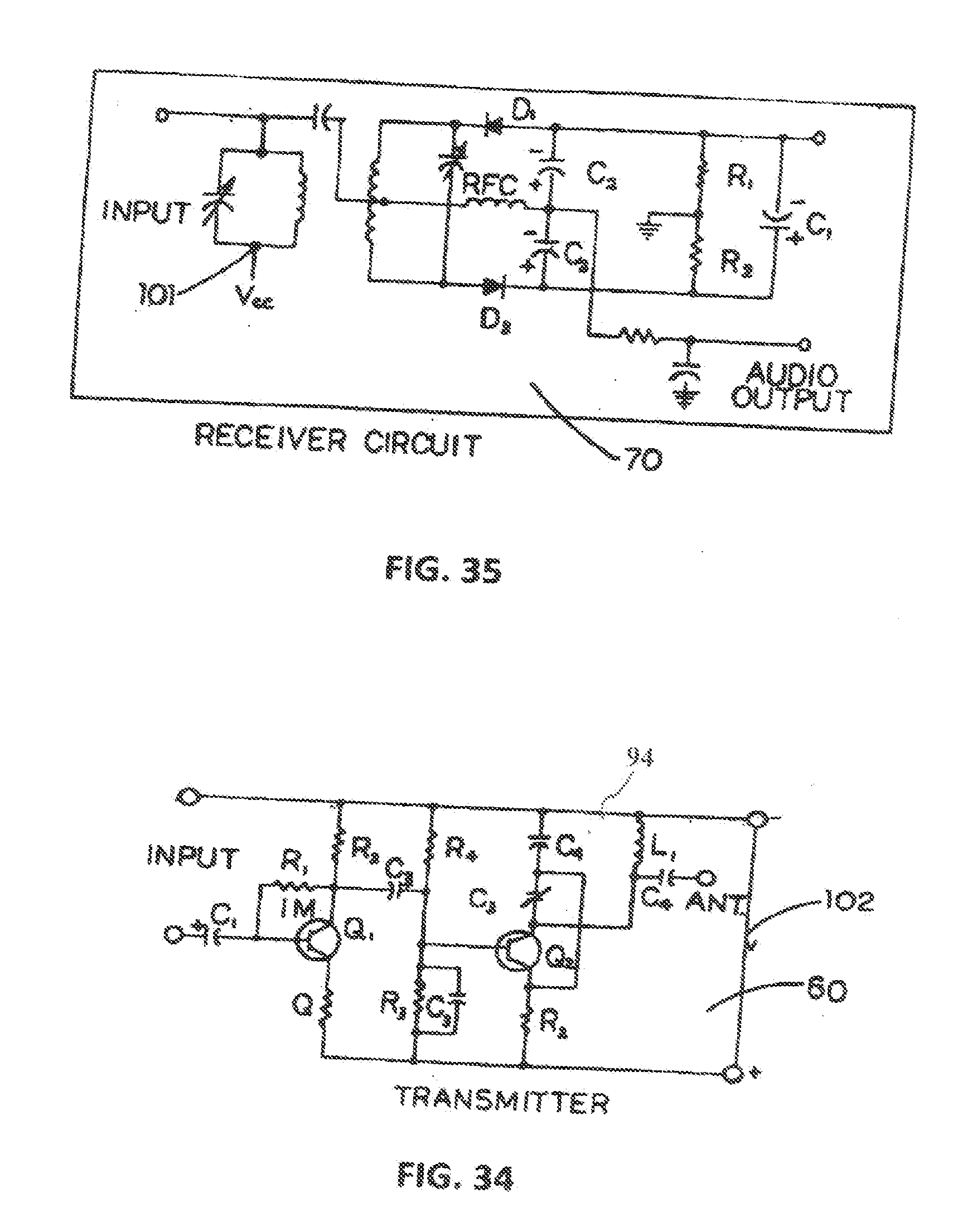 Patente Us20120032876 Mega Communication And Media Apparatus Engine Wiring Harness Generator 105a Compact Laminated Contacts Spring Patent Drawing
