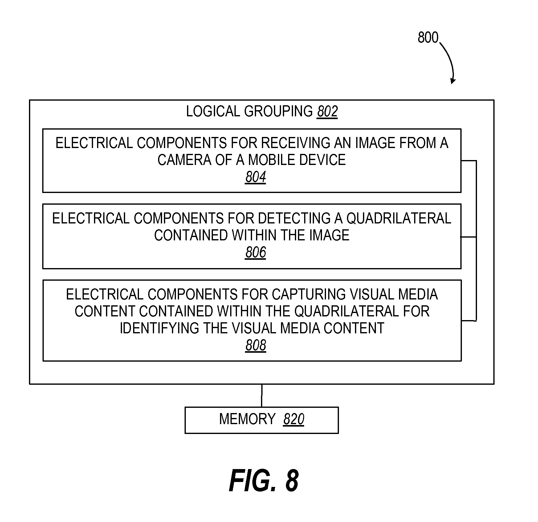 Patent US20120033876 - Identifying visual media content captured by ...