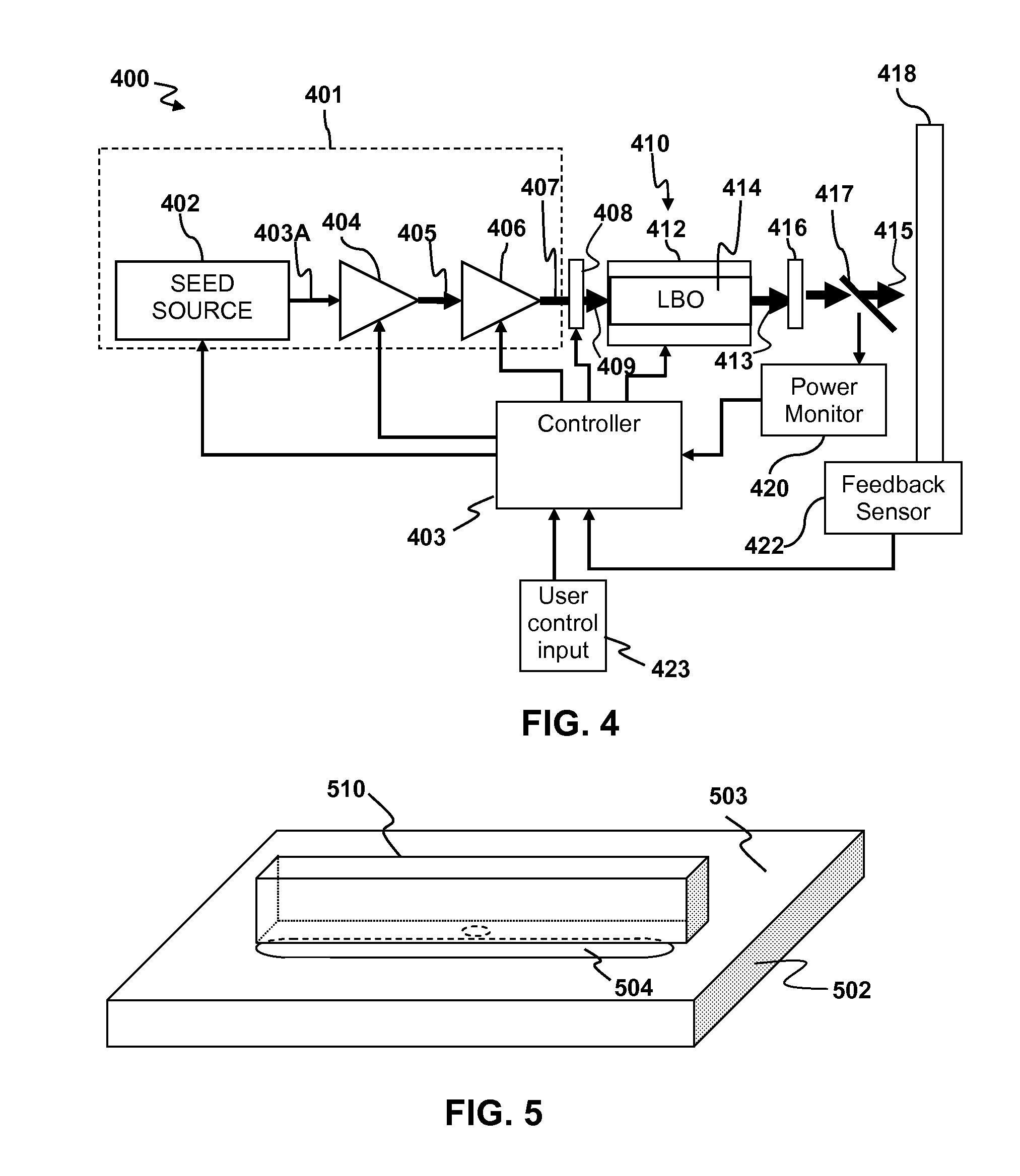 Patent Us20120038973 Stable Mounting Of Non Linear
