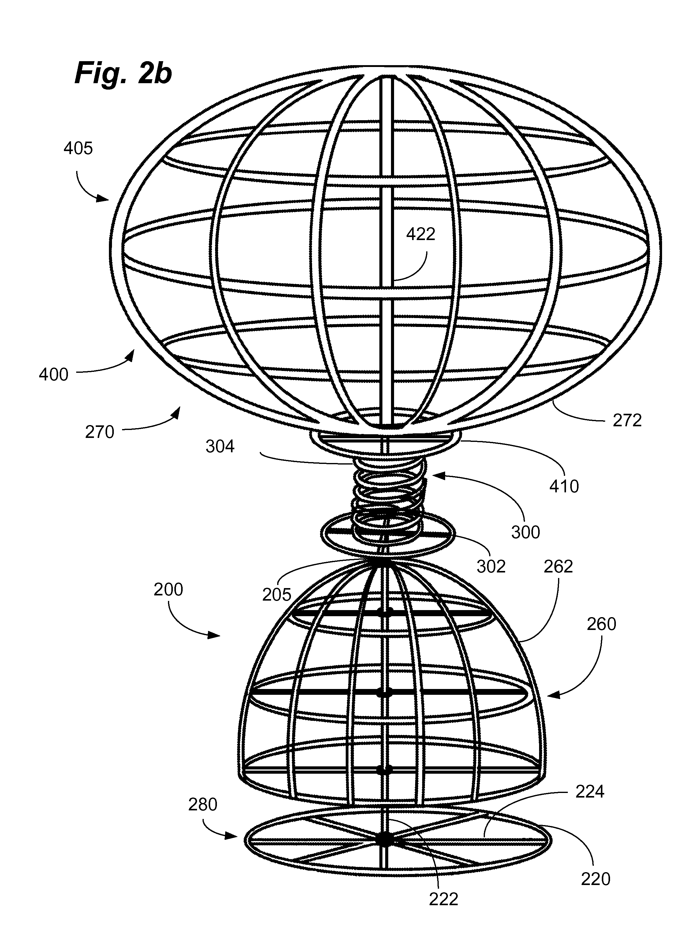 Patent US20120044683 - Lighted wobble head system - Google Patents