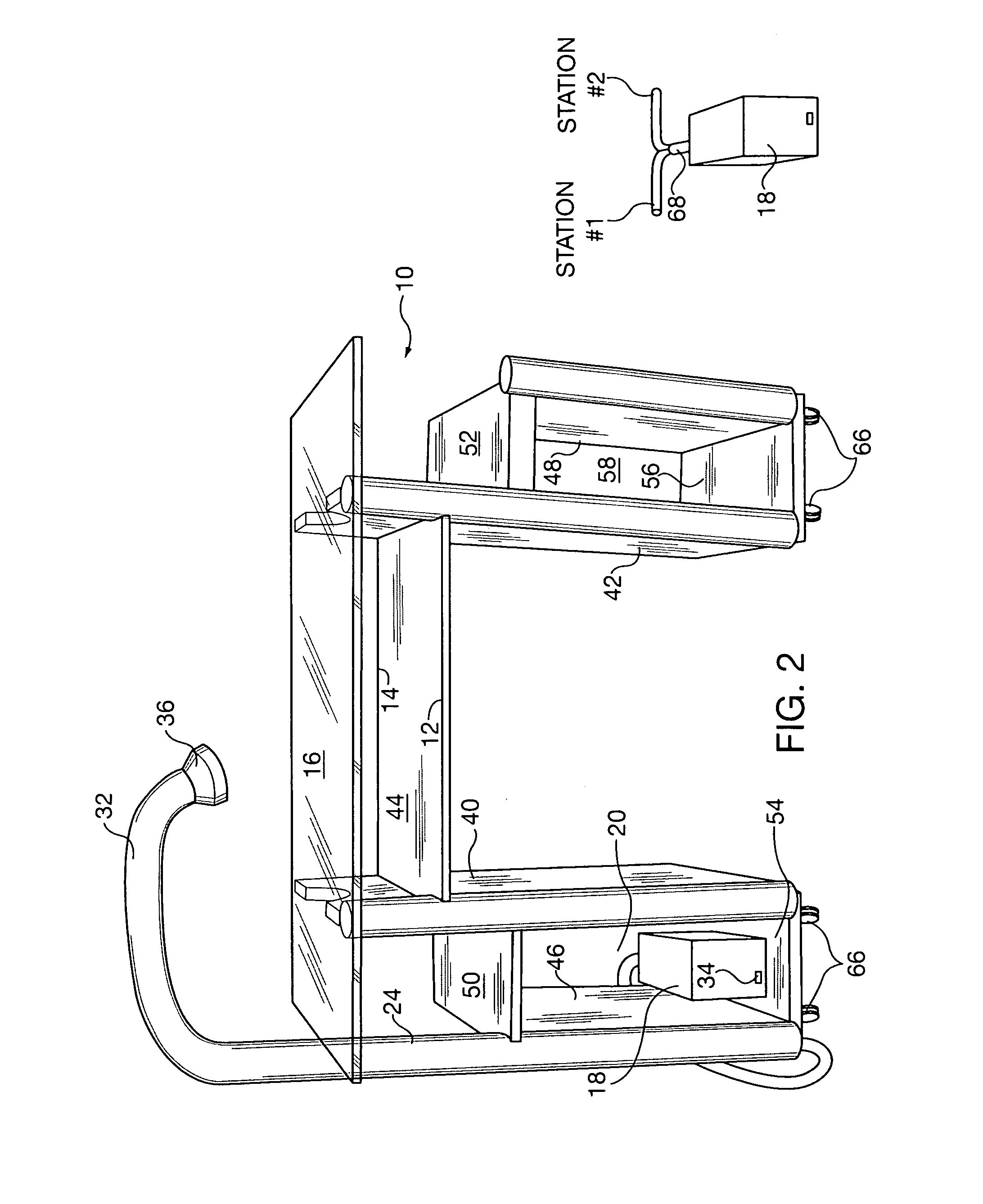 Patent Us20120045981 Nail Salon Workstation Google Patents