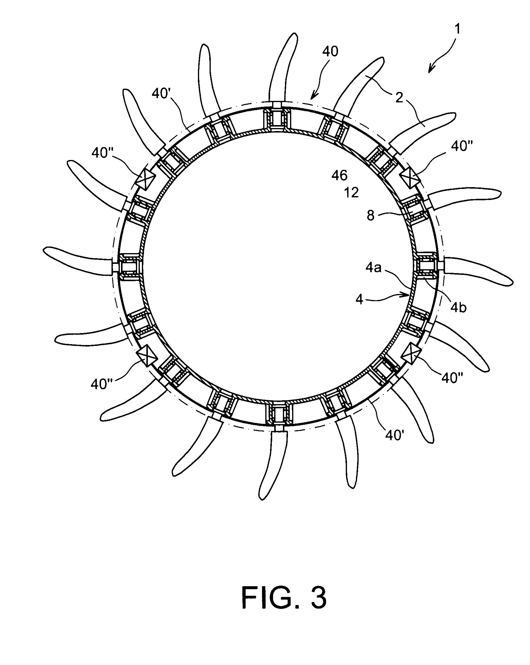 patent us20120070287