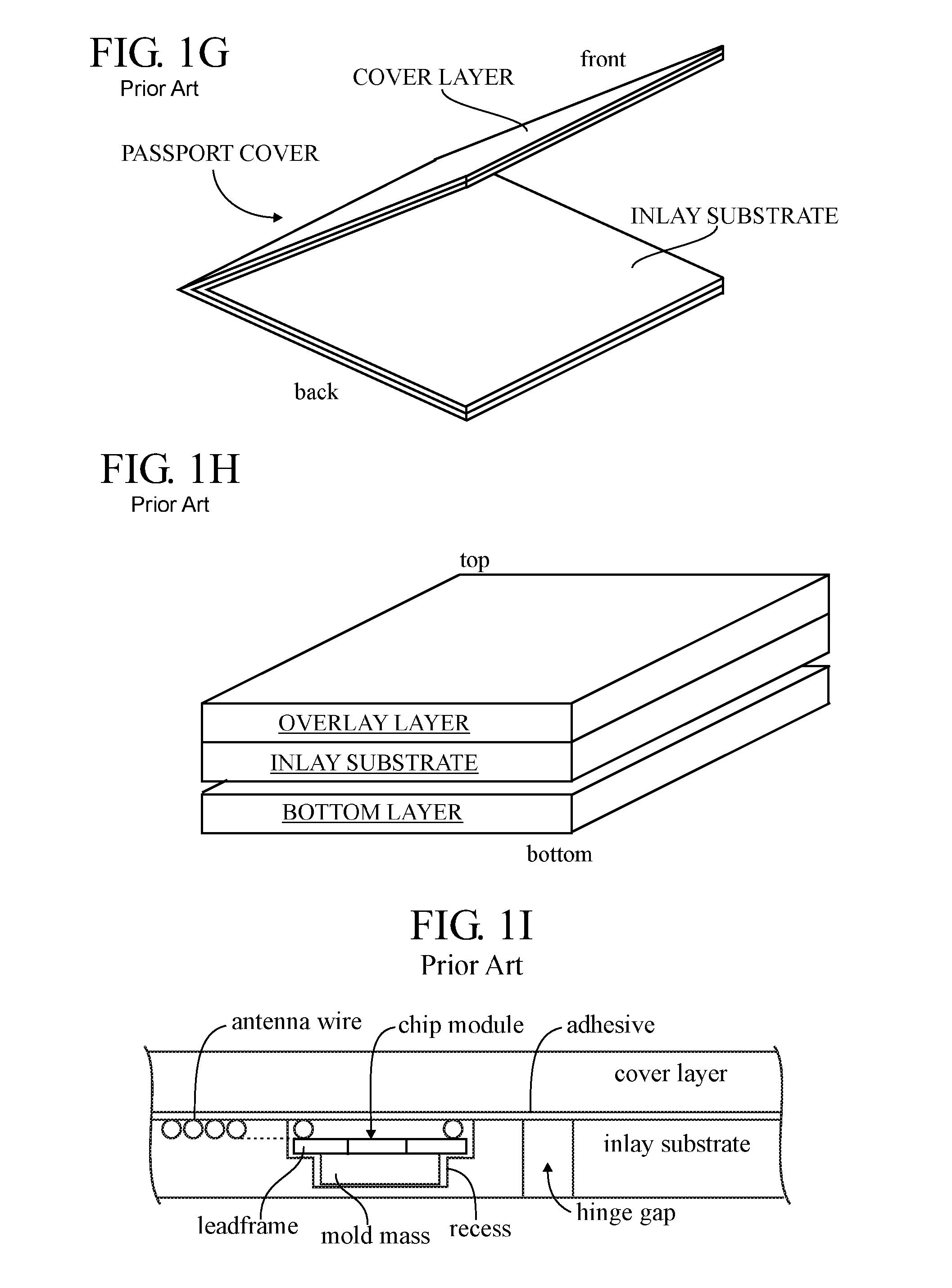 Patent Us20120080527 Transferring An Antenna To Rfid Inlay Gap Wiring Diagram Drawing