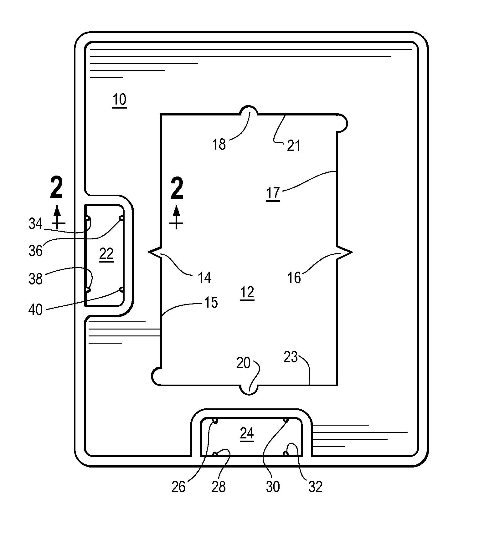 patent us20120096724 cut out template google patenti