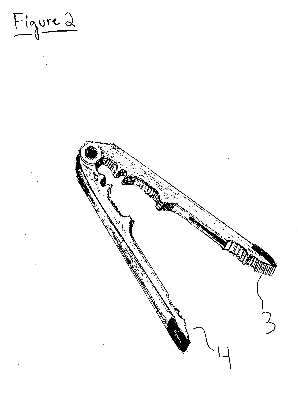 Line Art Extractor : Patent us  nutcracker meat extractor google