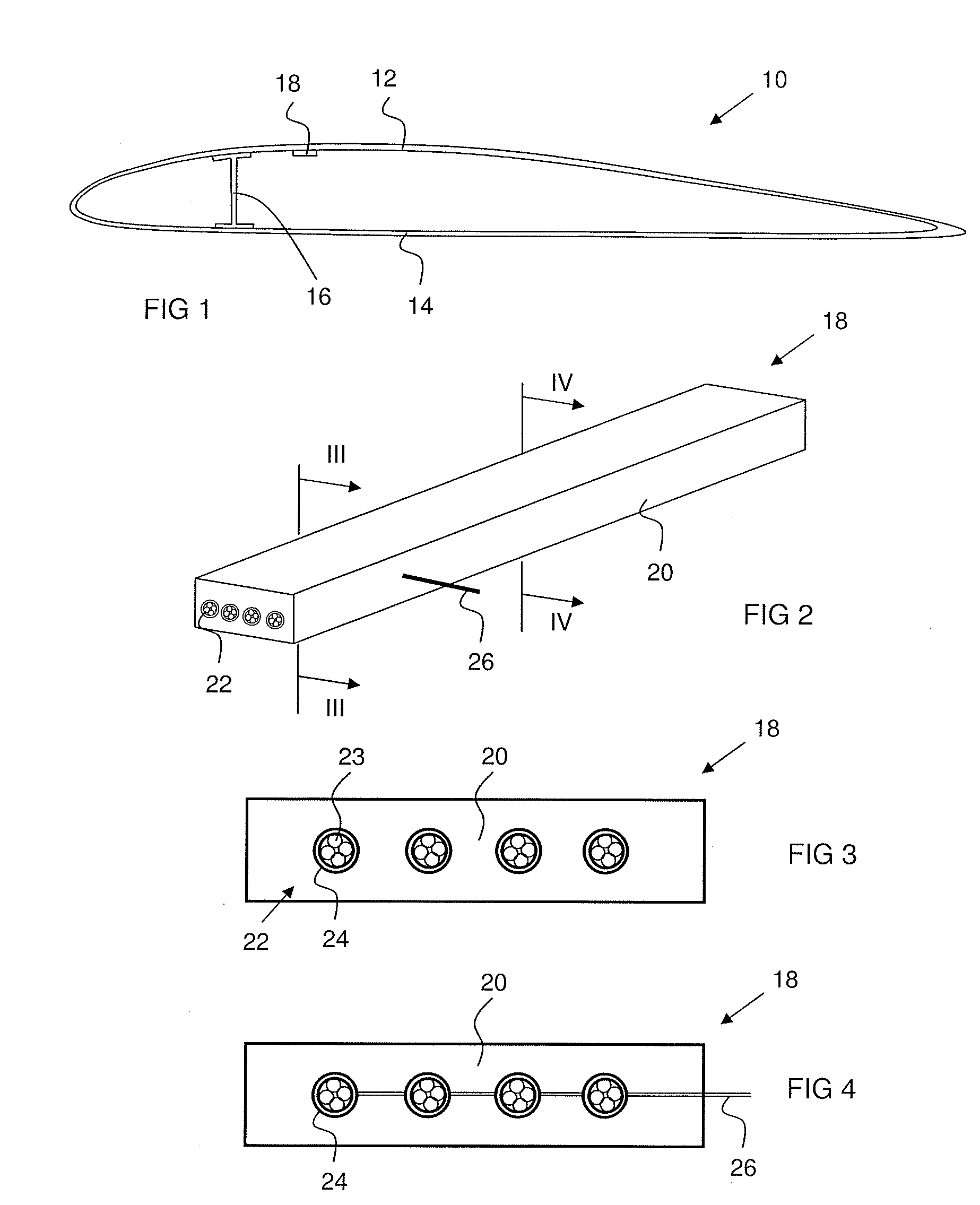 patent us20120103685 - aircraft cable routing harness