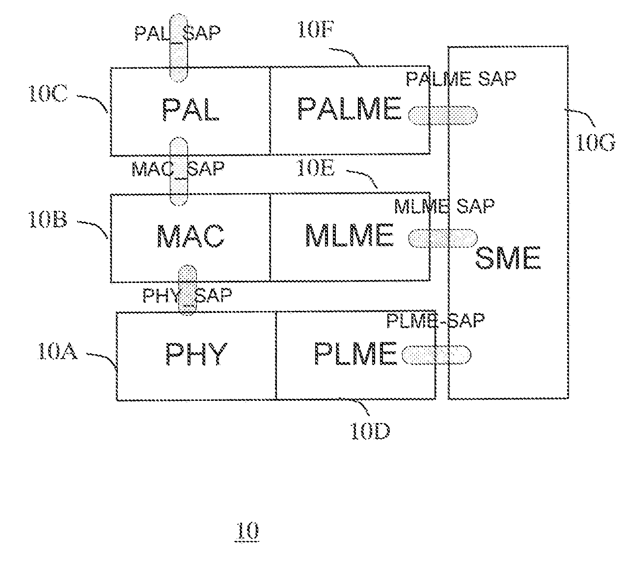 Patent Us20120133828 Method And System For Wireless Video Transmitter Block Diagram Pal Images Drawing