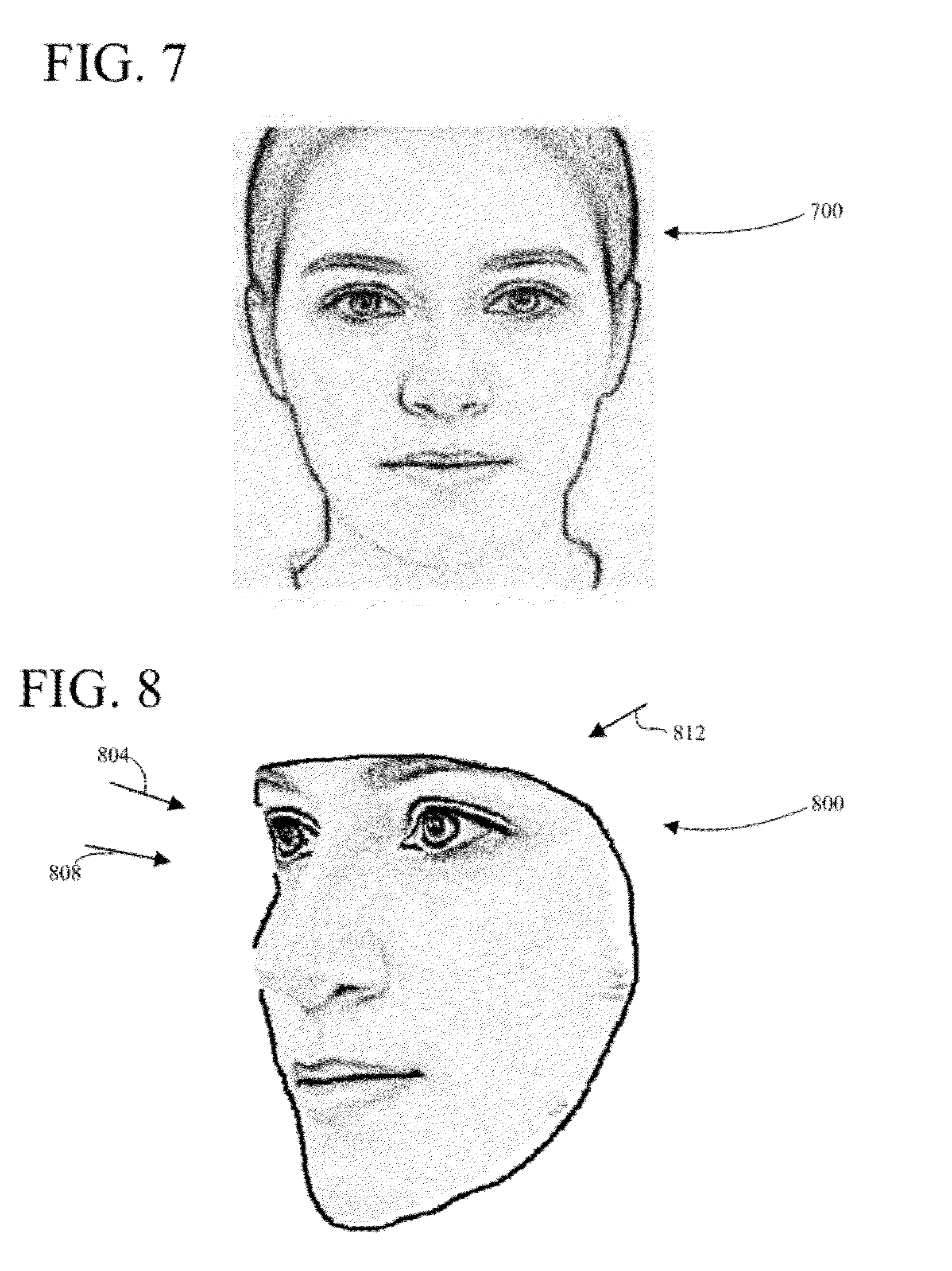 facial expression using 2d and 3d Resynthesizing facial animation through 3d model-based  recovering the face position and the facial expression au-  16, 18] the use of a 2d model limits the.