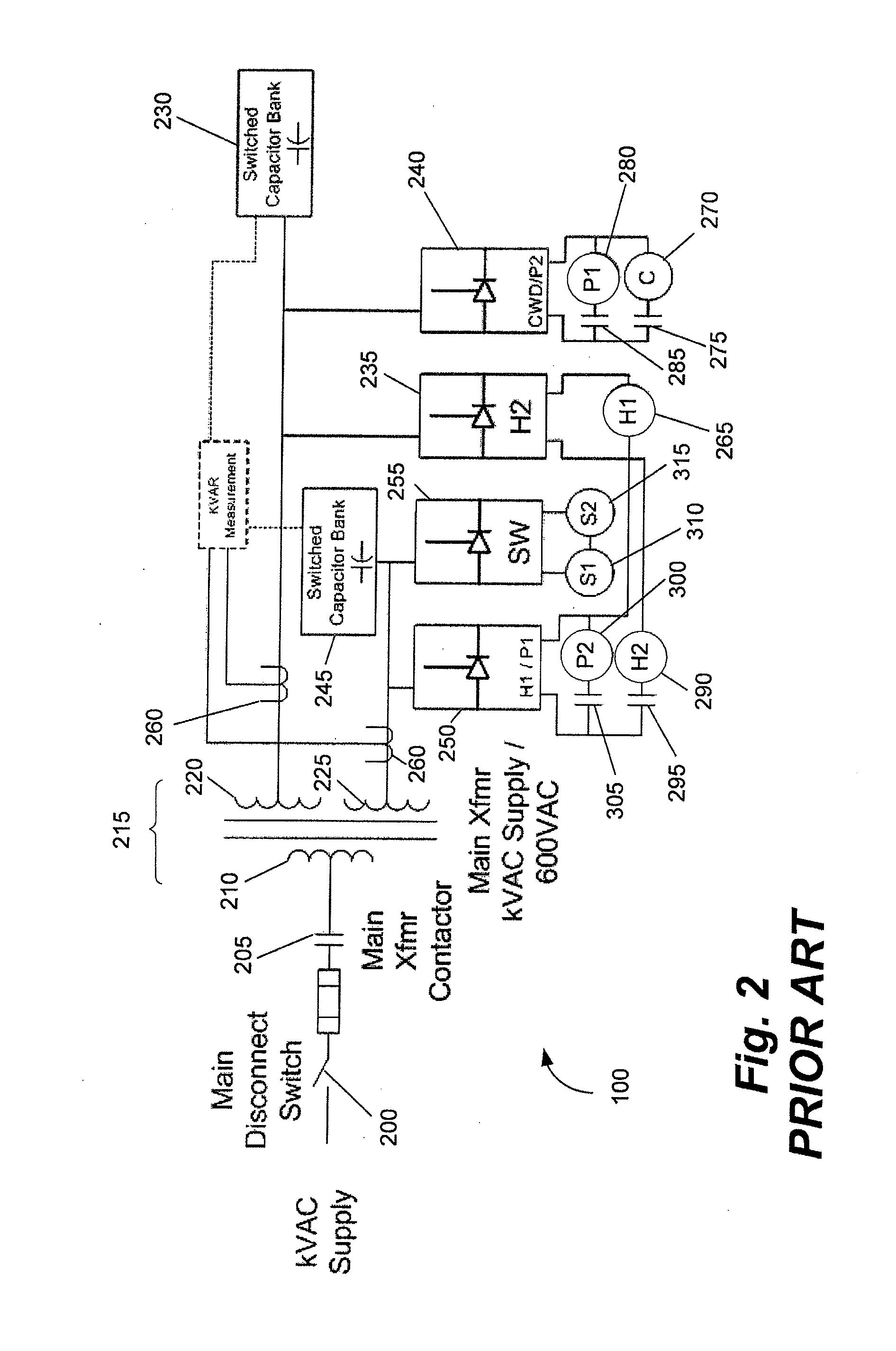 patent us hybrid electric shovel patents patent drawing