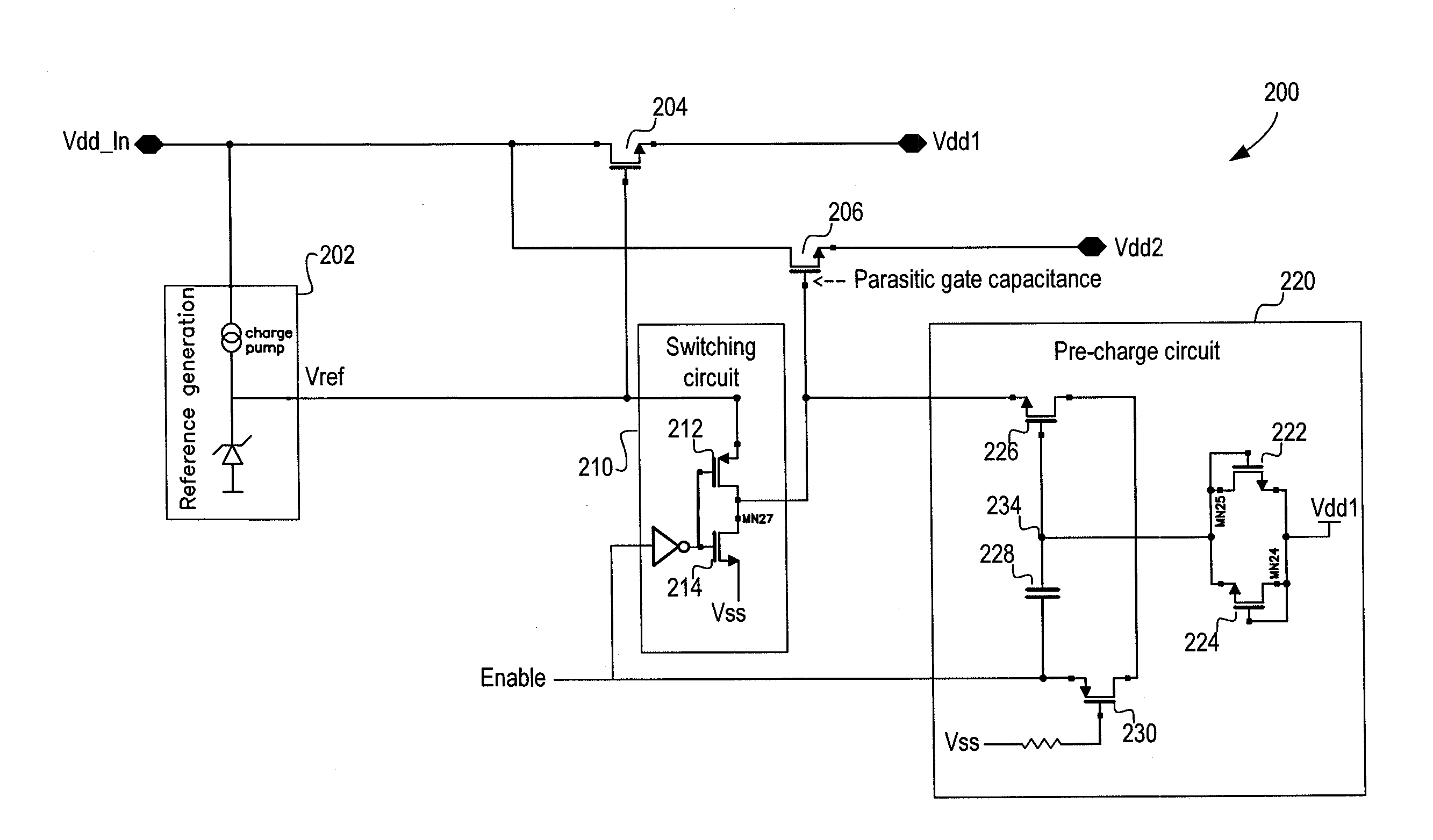 Patent Us20120187935 Voltage Regulator With Pre Charge Circuit Basic Composed Of Zener Diode Othercircuit Drawing