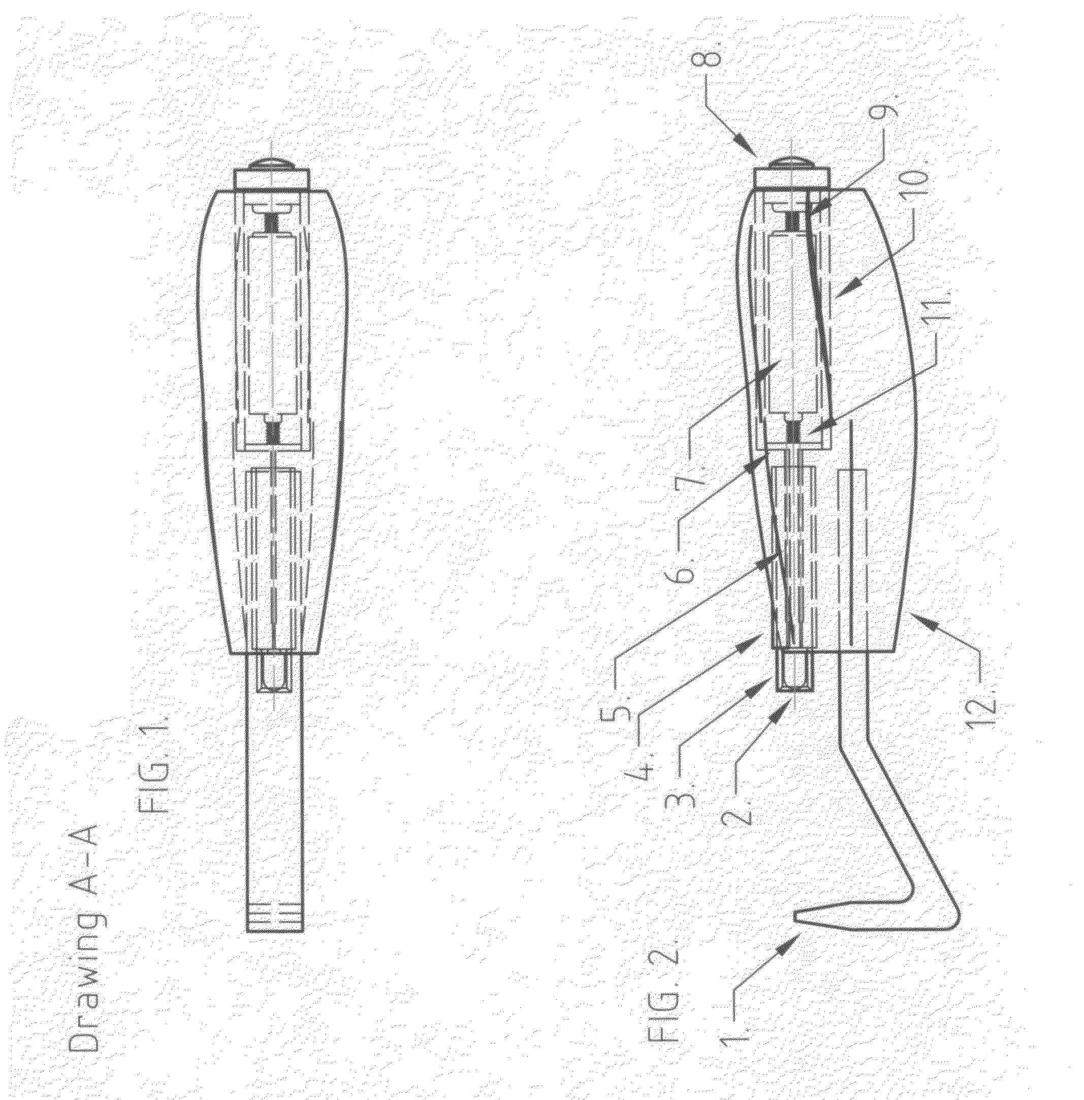 patent us20120199369 - illuminating hoof-pick